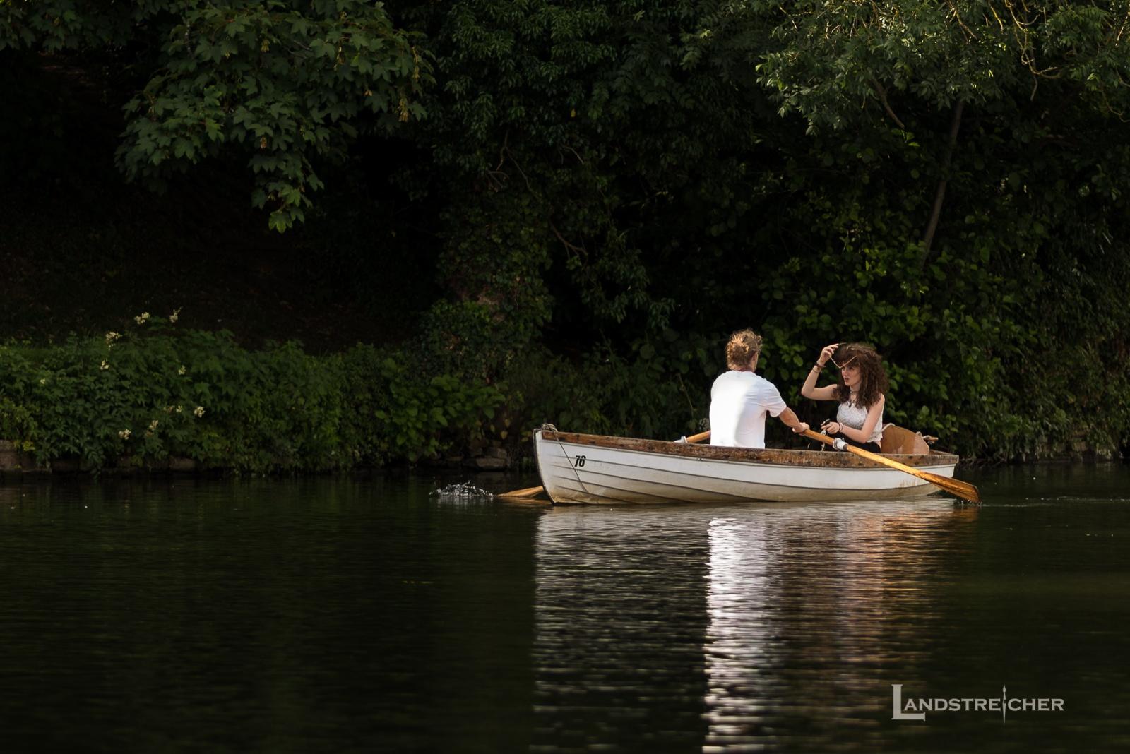 Afternoon Boat Trip by Landstreicher
