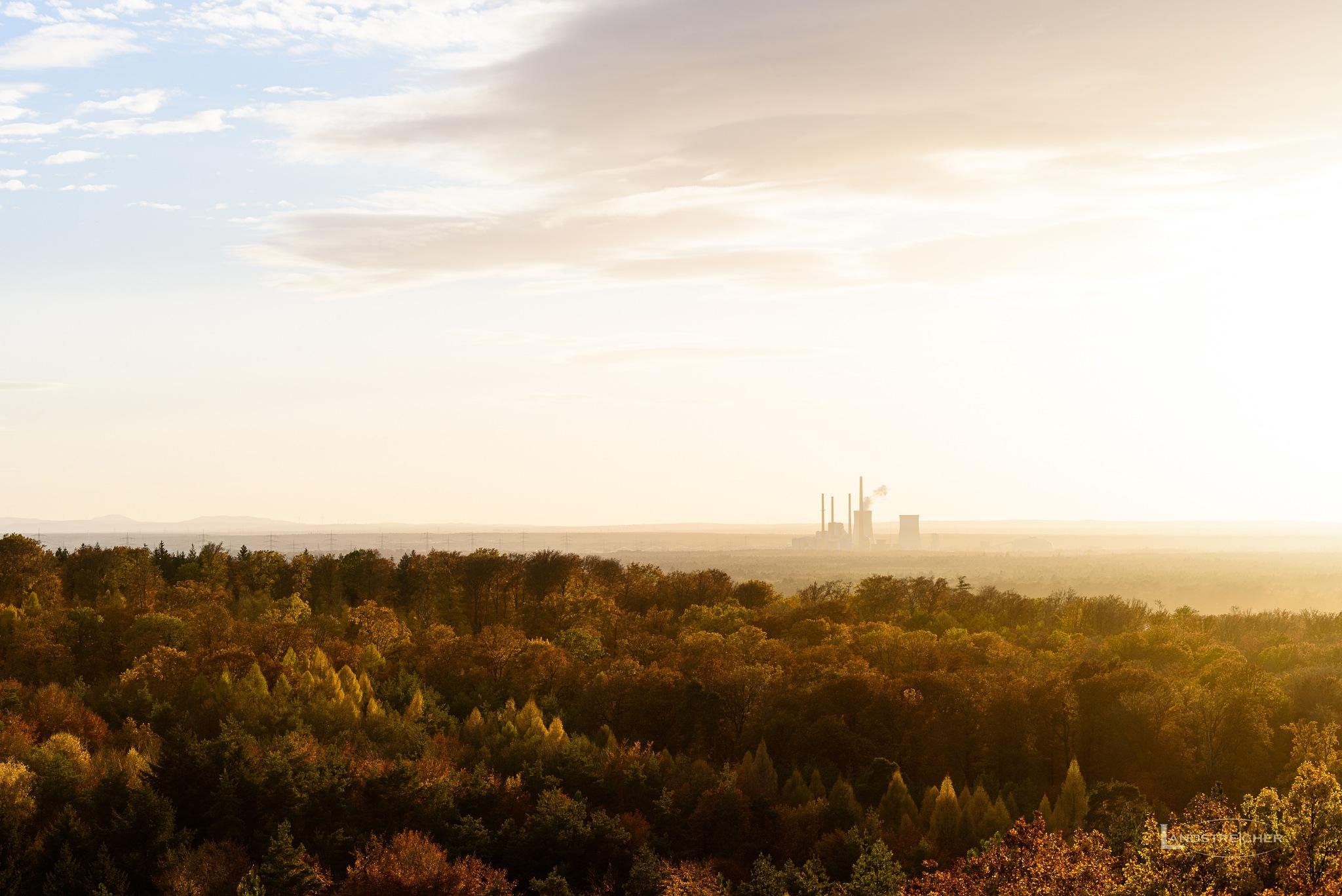 Kraftwerk Krotzenburg by Landstreicher