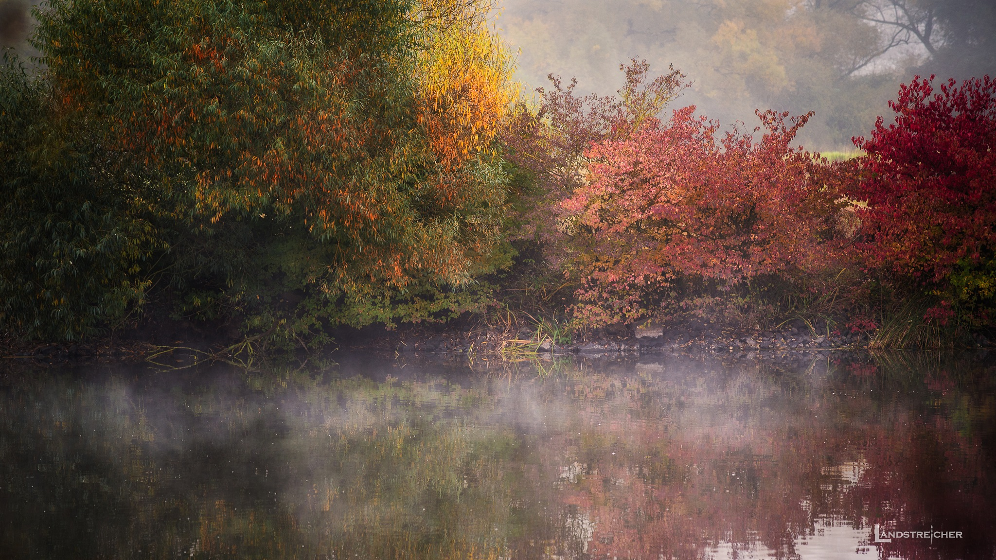 Colors of Fall by Landstreicher
