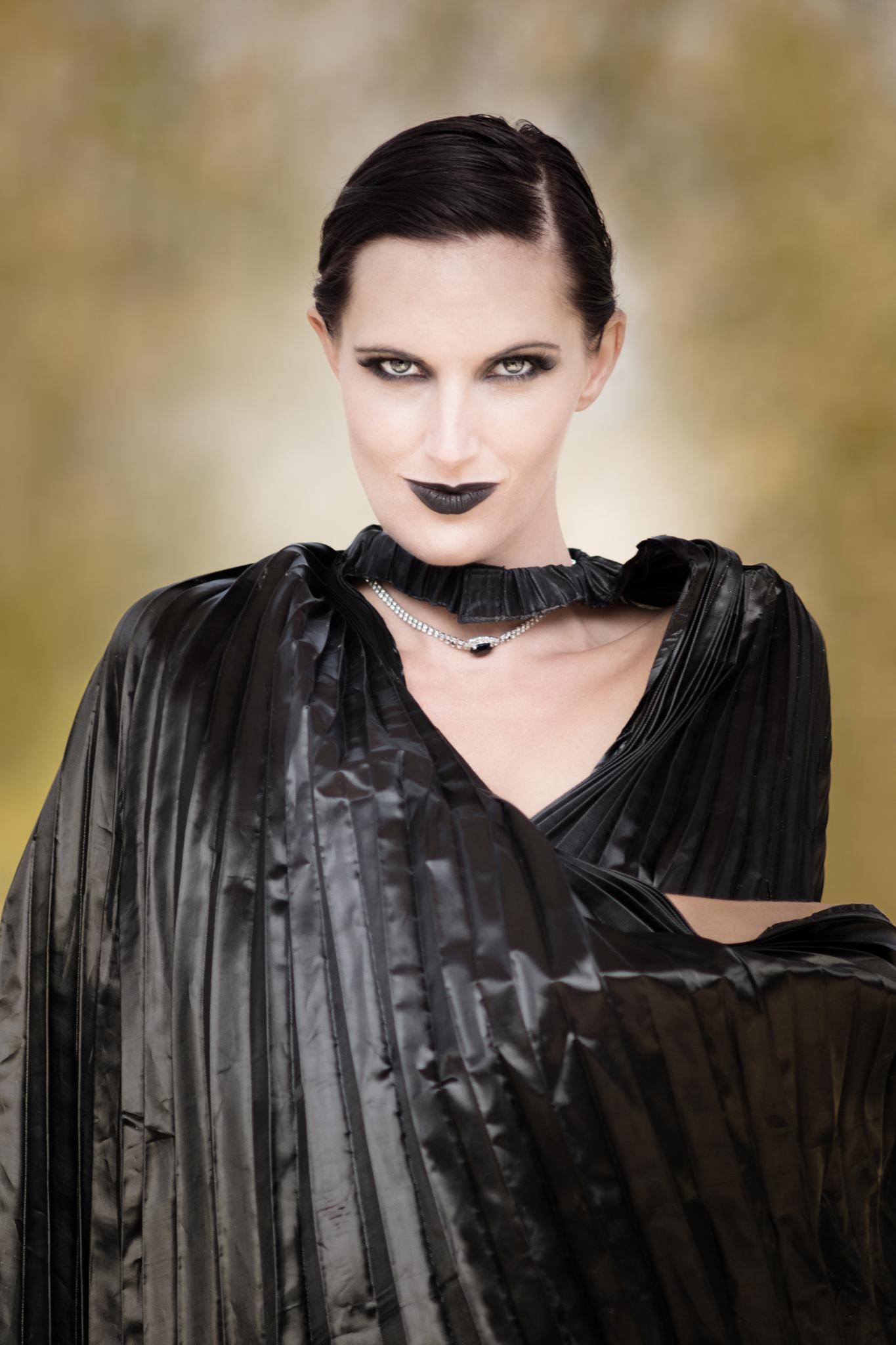 Burlesque Vampire  by GoatNoisePhotography