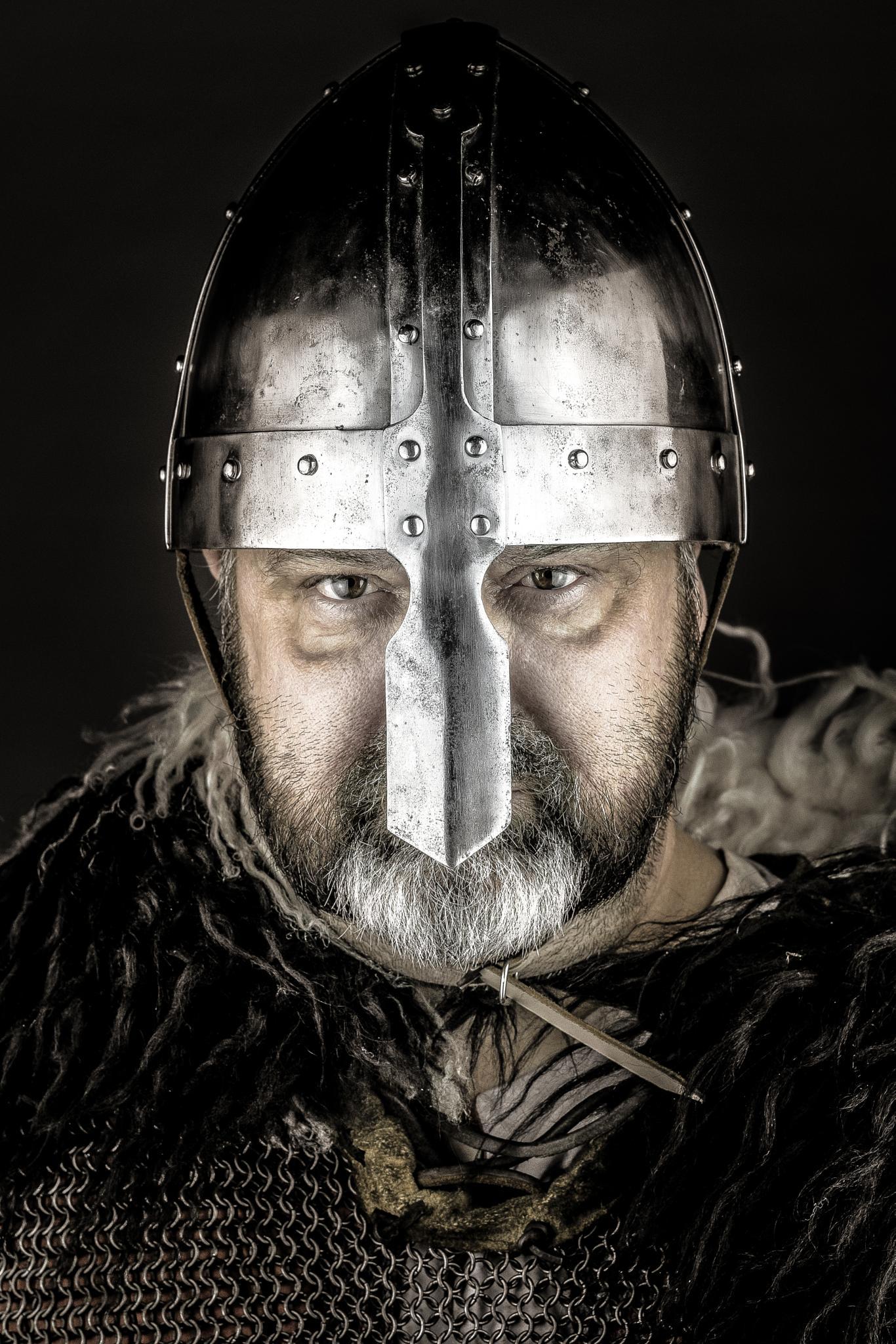 Viking Raider  by GoatNoisePhotography