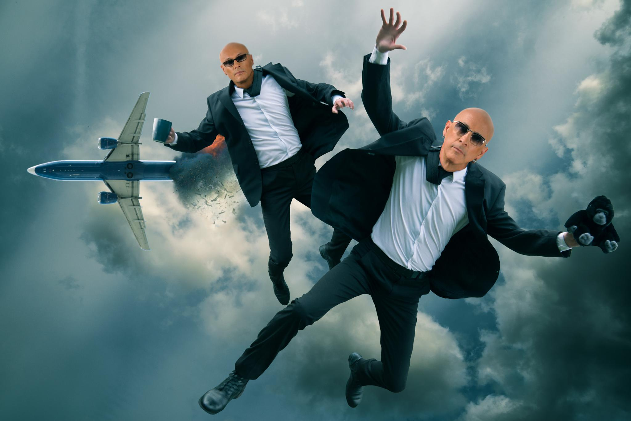 Right Said Fred - Plane Jump by GoatNoisePhotography