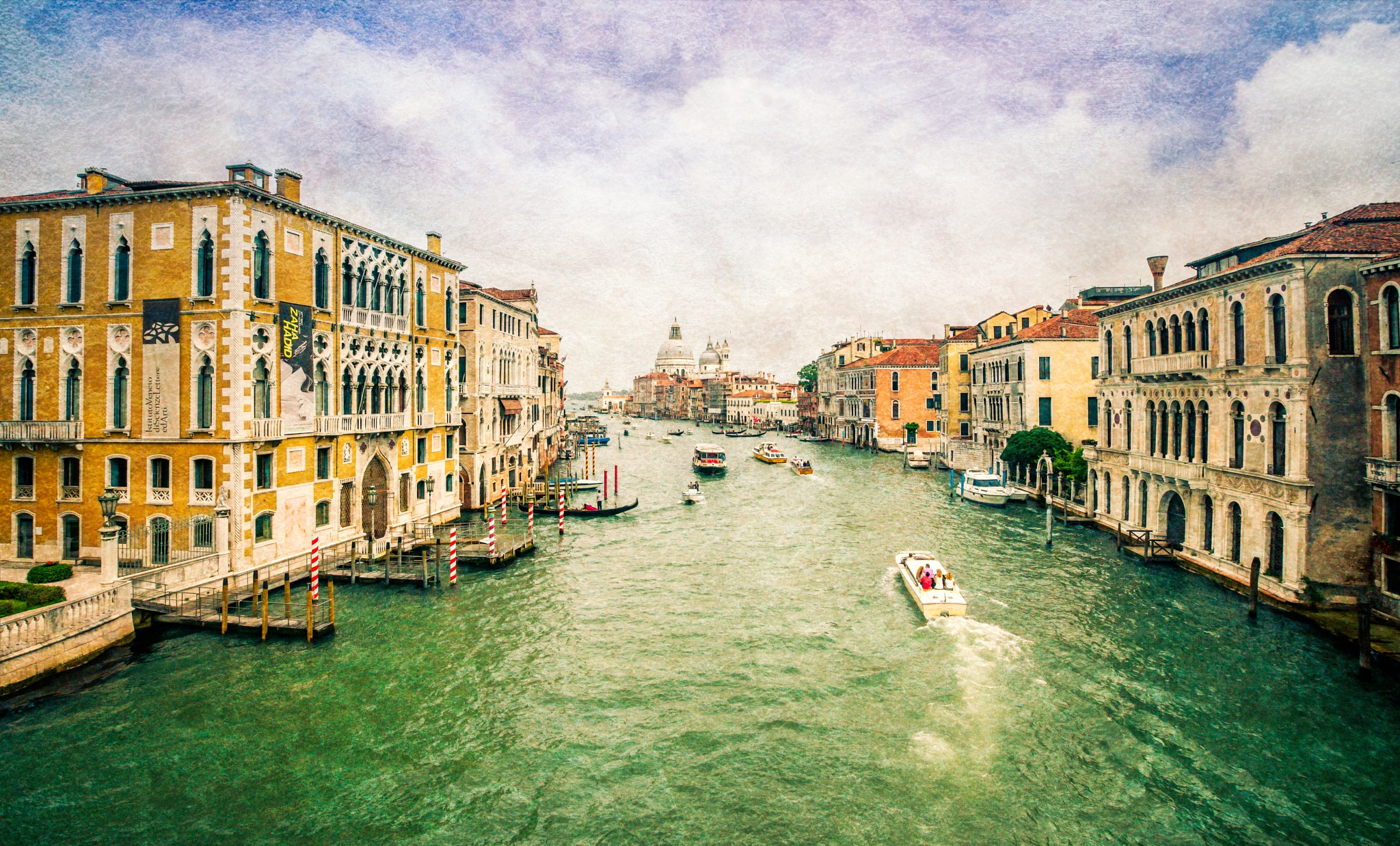 The Textures of Venice by Tim Martin