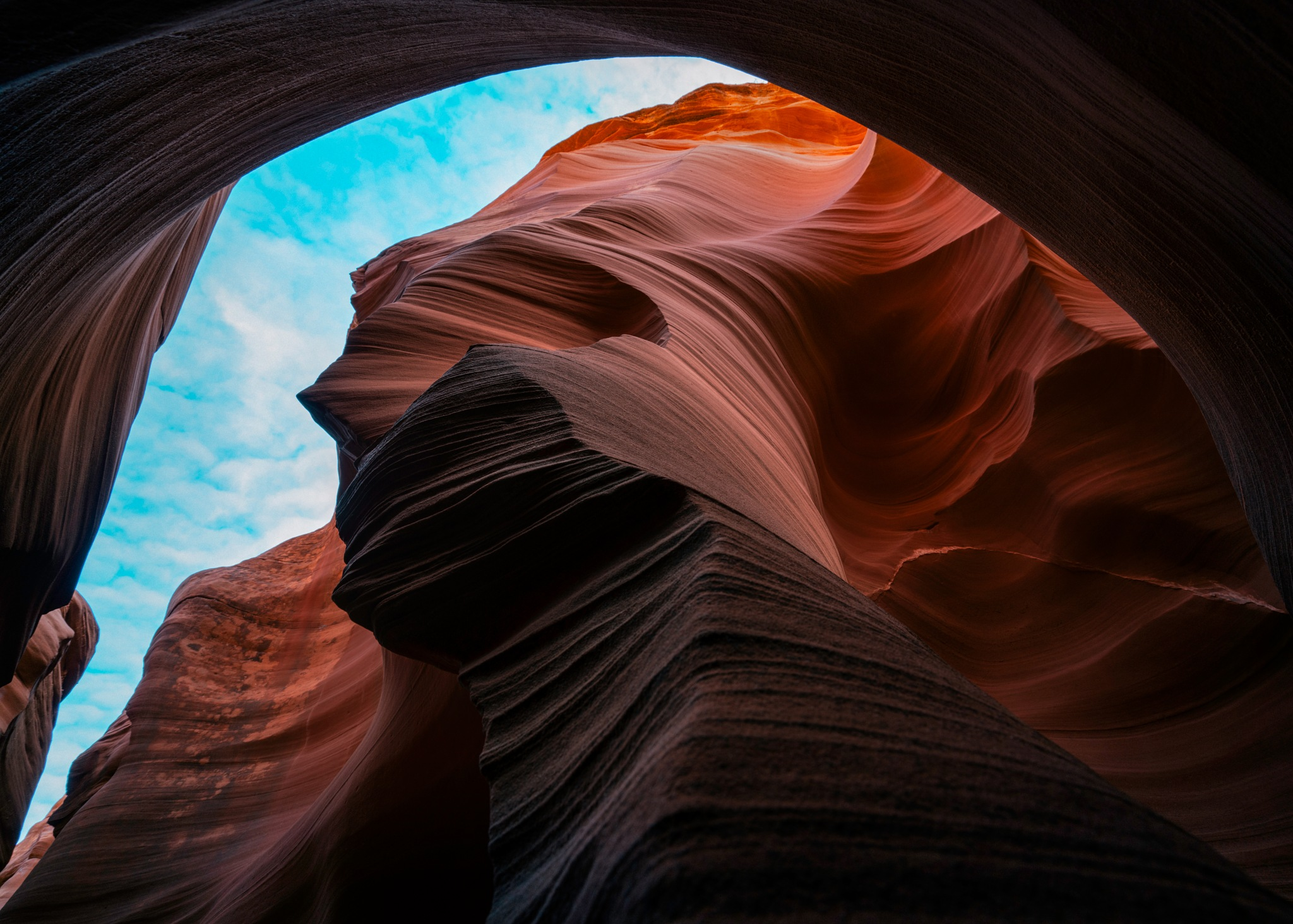 Stone Head in Arizona by Tim Martin