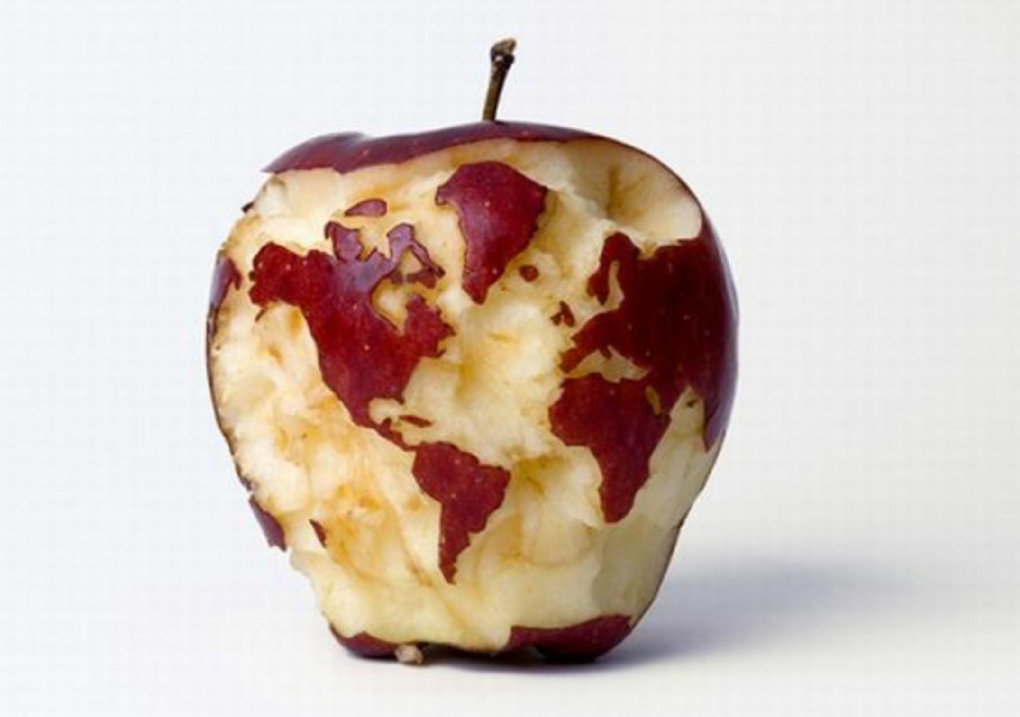 Apple world  by RobW '92