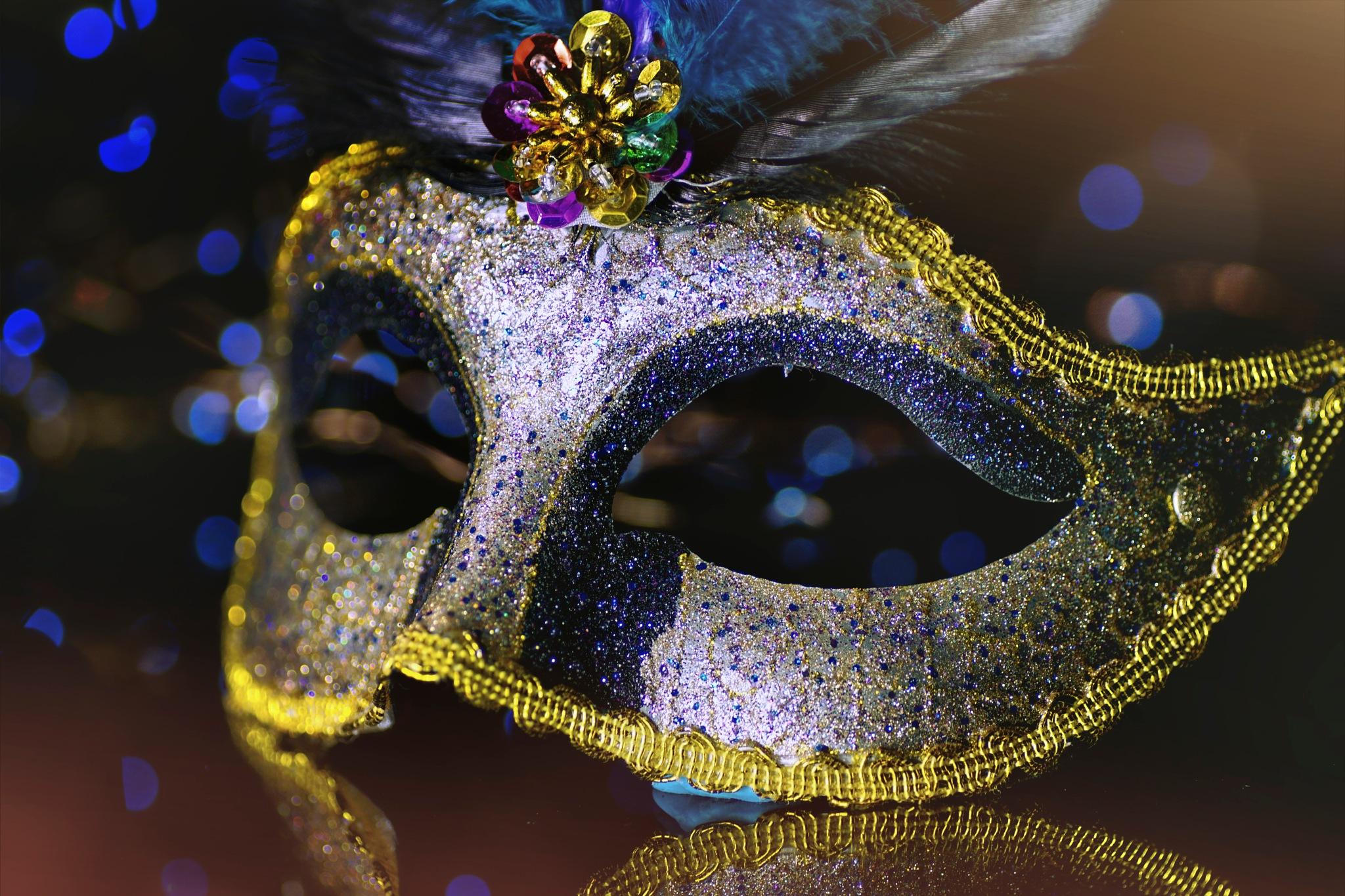 Masquerade by sylviecorriveau