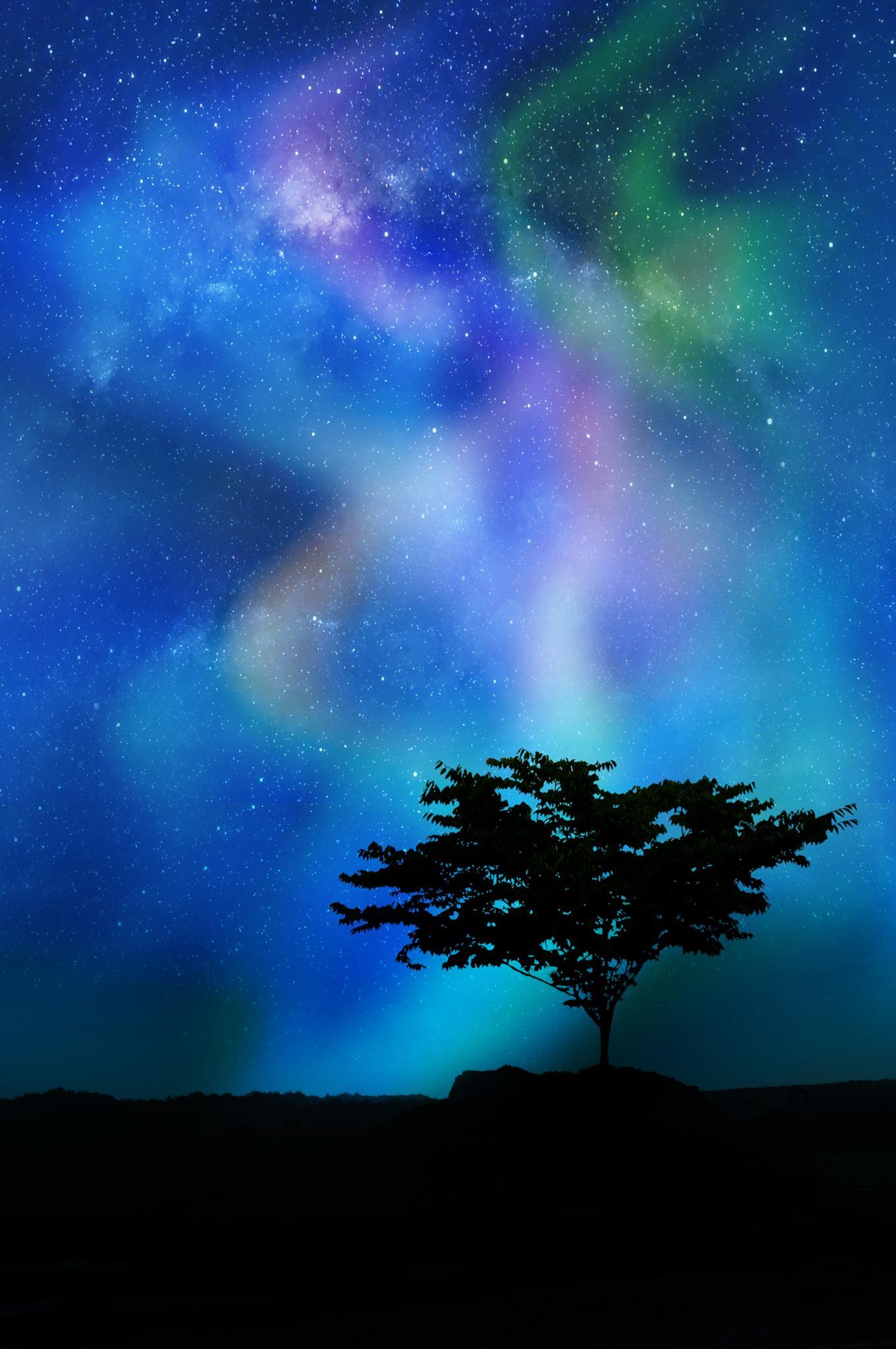 Canadian Aurora by sylviecorriveau