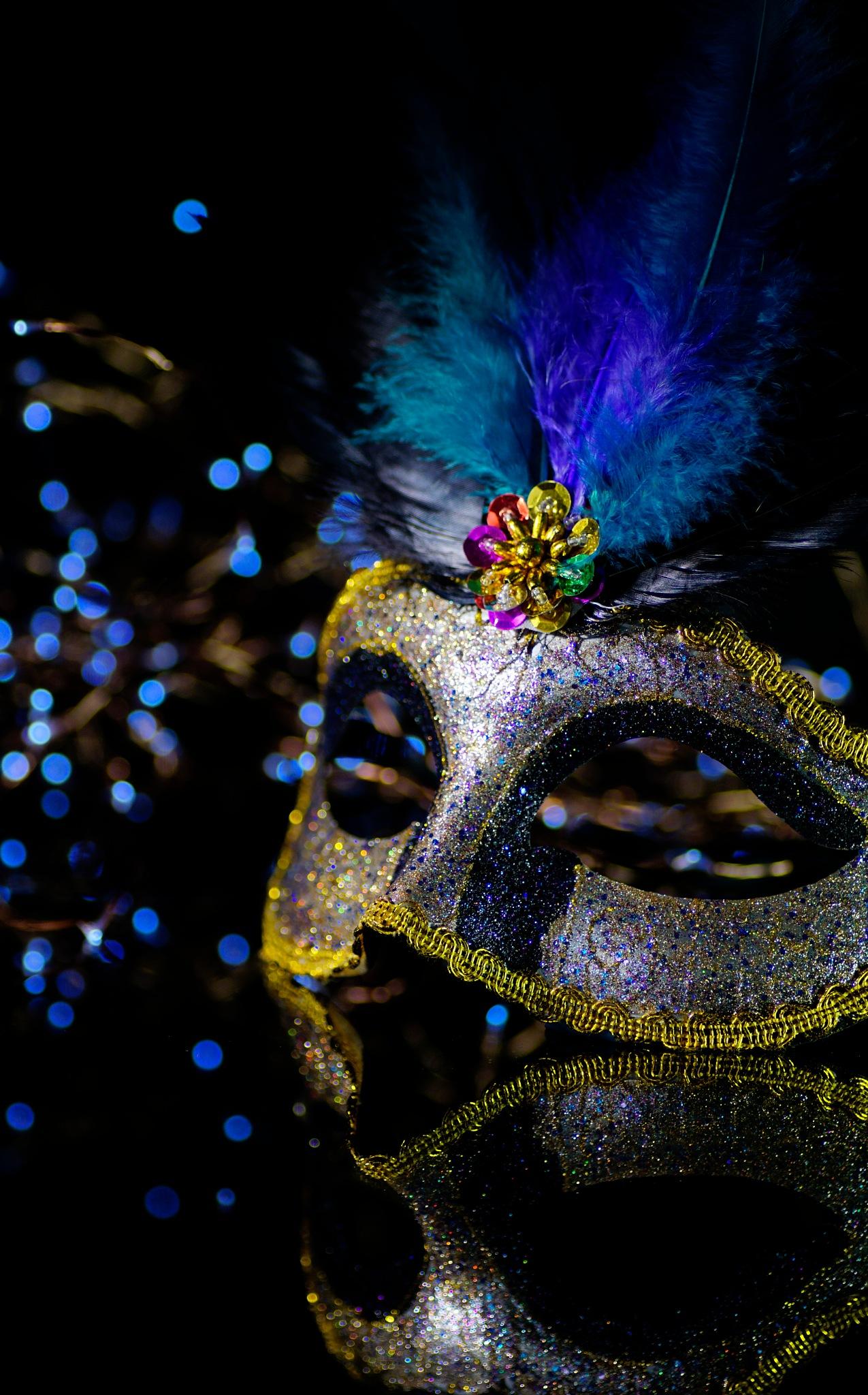 Masquerade 2 by sylviecorriveau