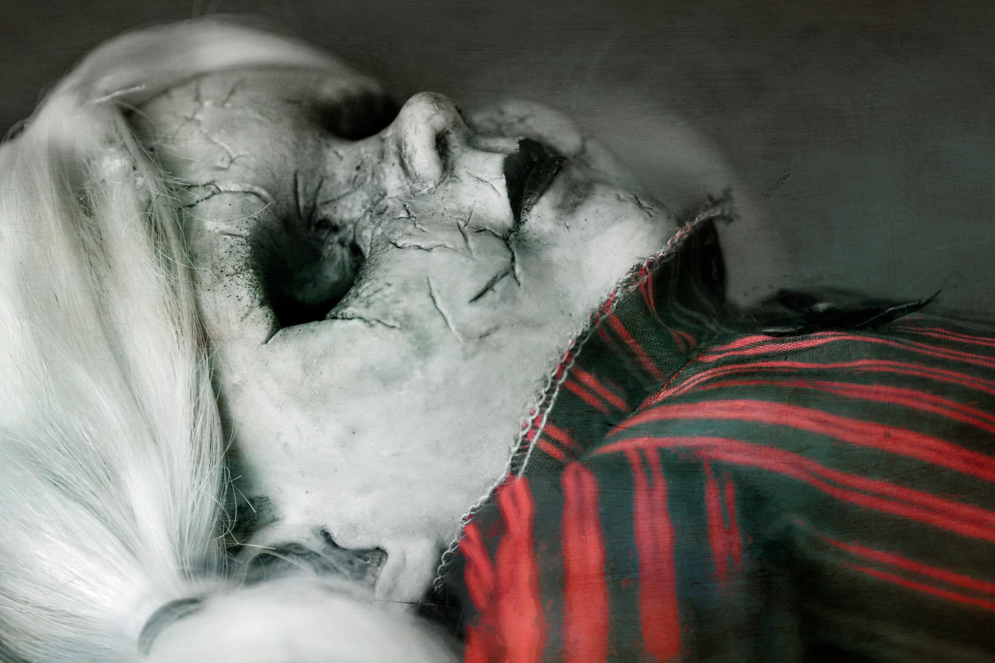 Diabolic Doll by sylviecorriveau