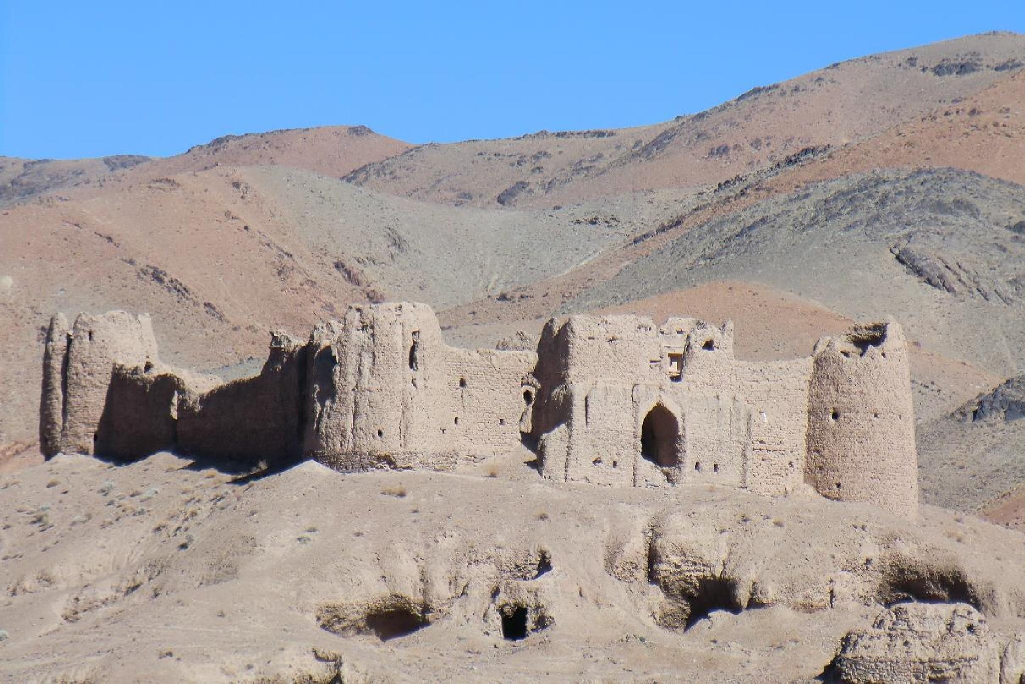 Old Castle .... by Reza