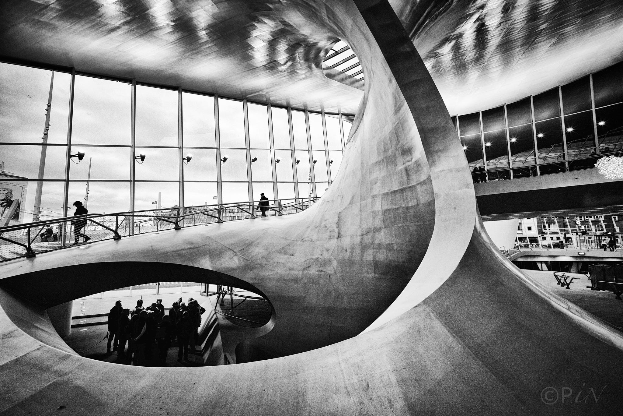 Sexy Station Arnhem NL by Paul Struijk