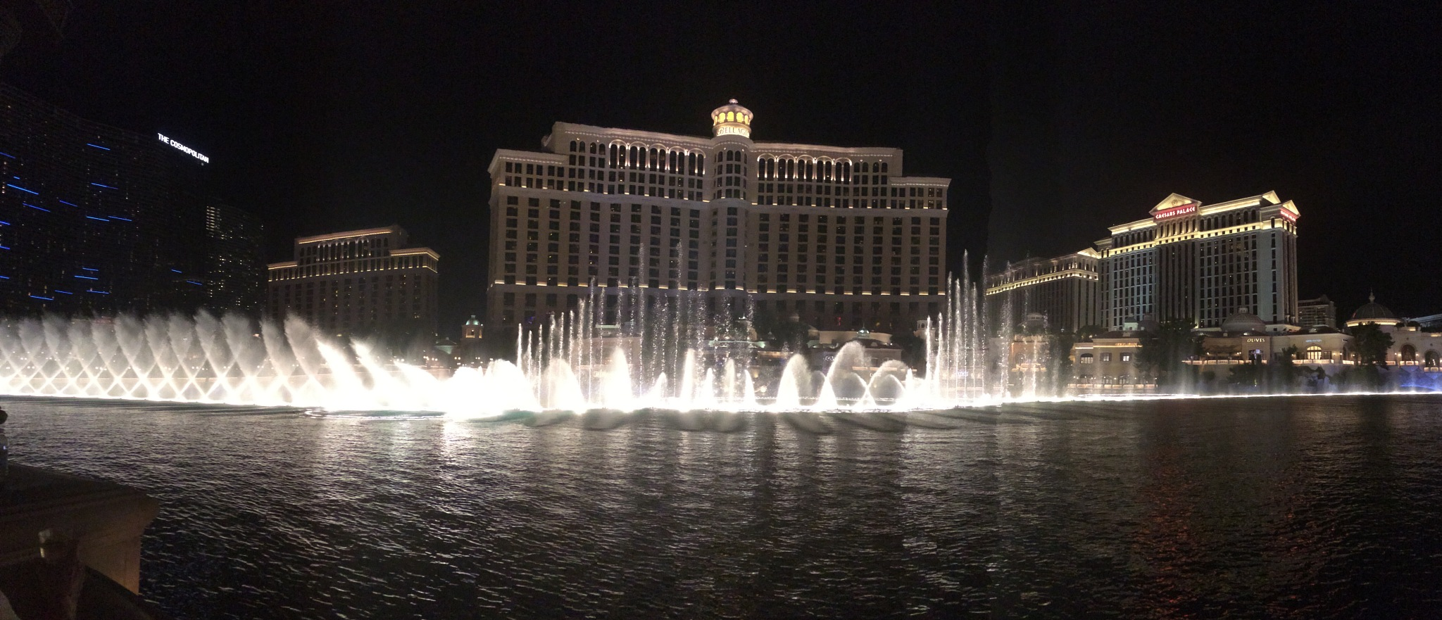 Las Vegas Bellagio by gkkosmetik