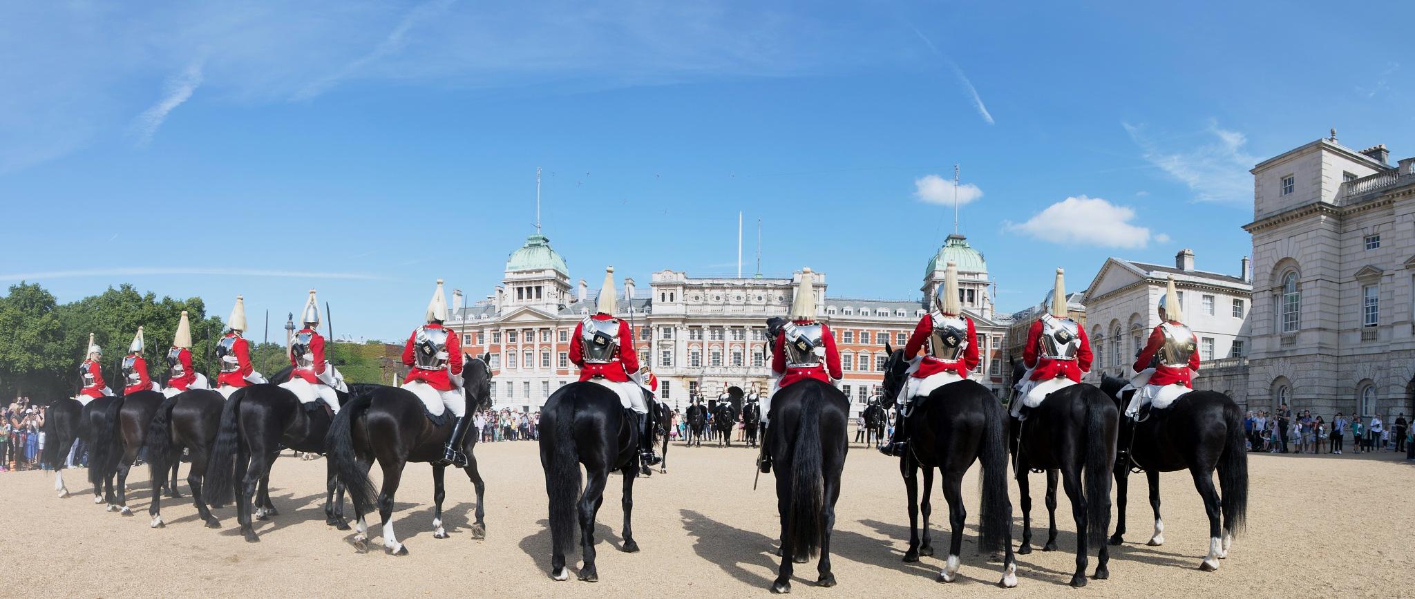 Horse Guards Parade by gkkosmetik