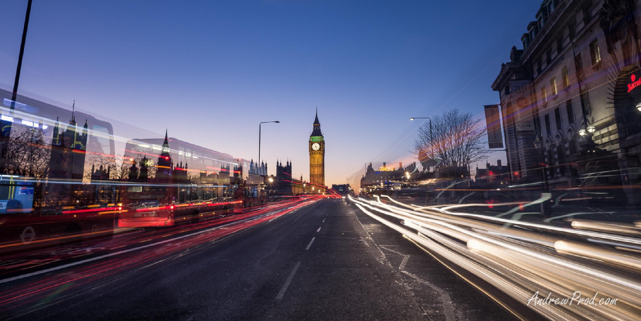 Big Ben by Andrewprod