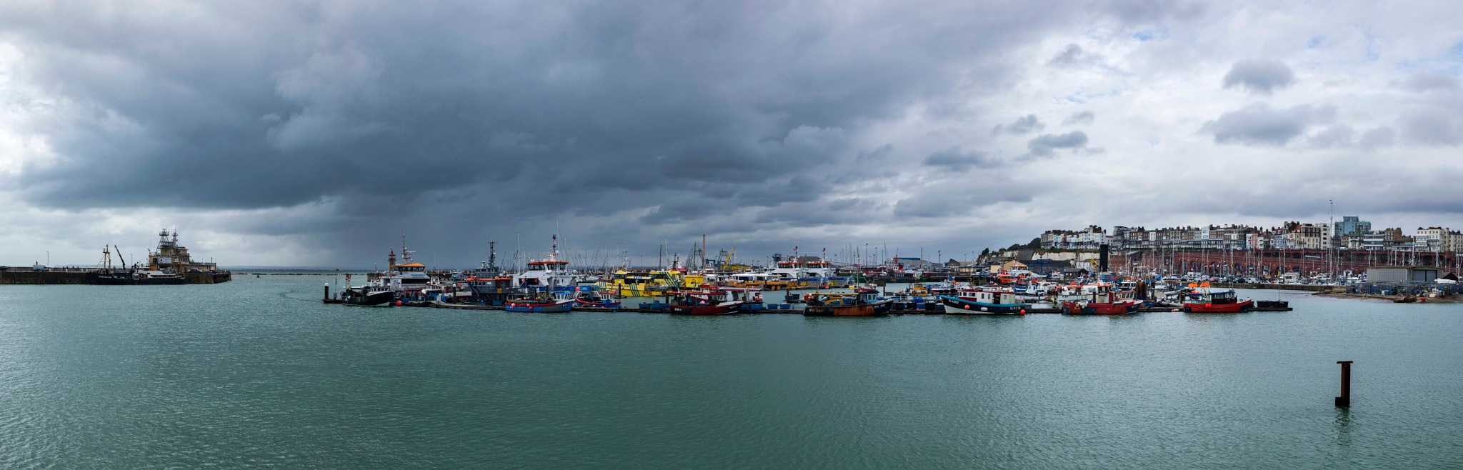 Ramsgate Harbour. by Dave121