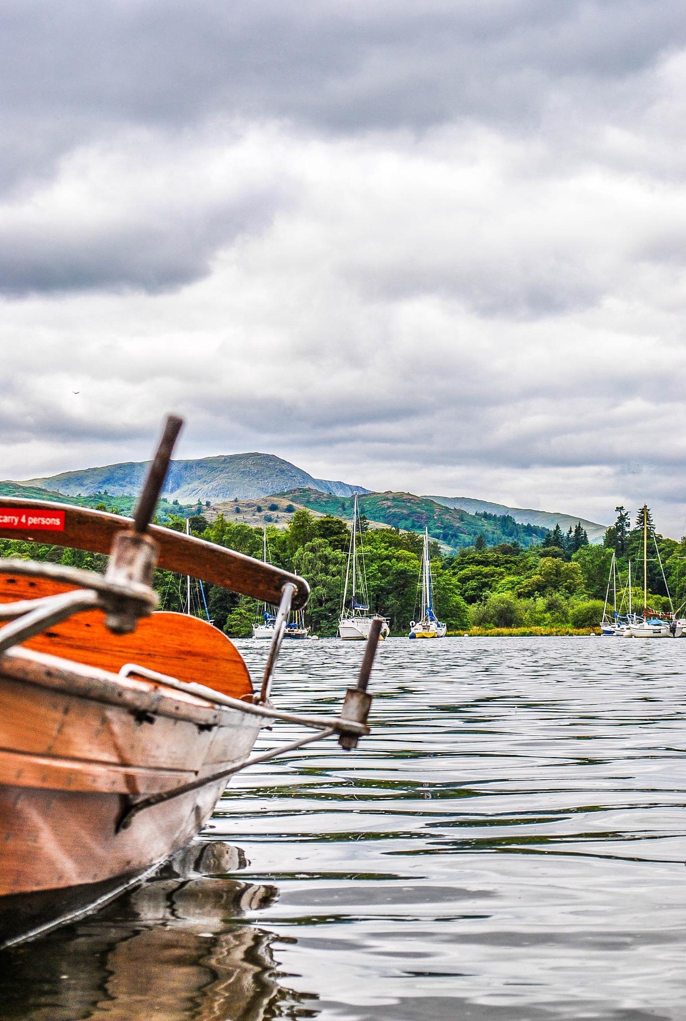Lake District by Reckoner