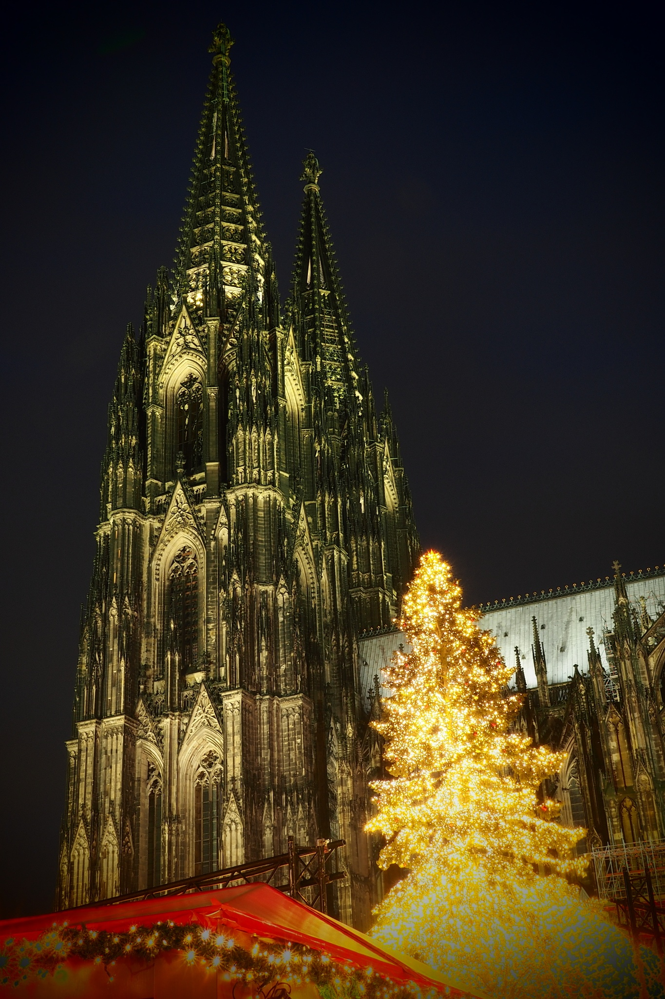 Cologne Cathedral, Germany by Brigitte Bohlscheid