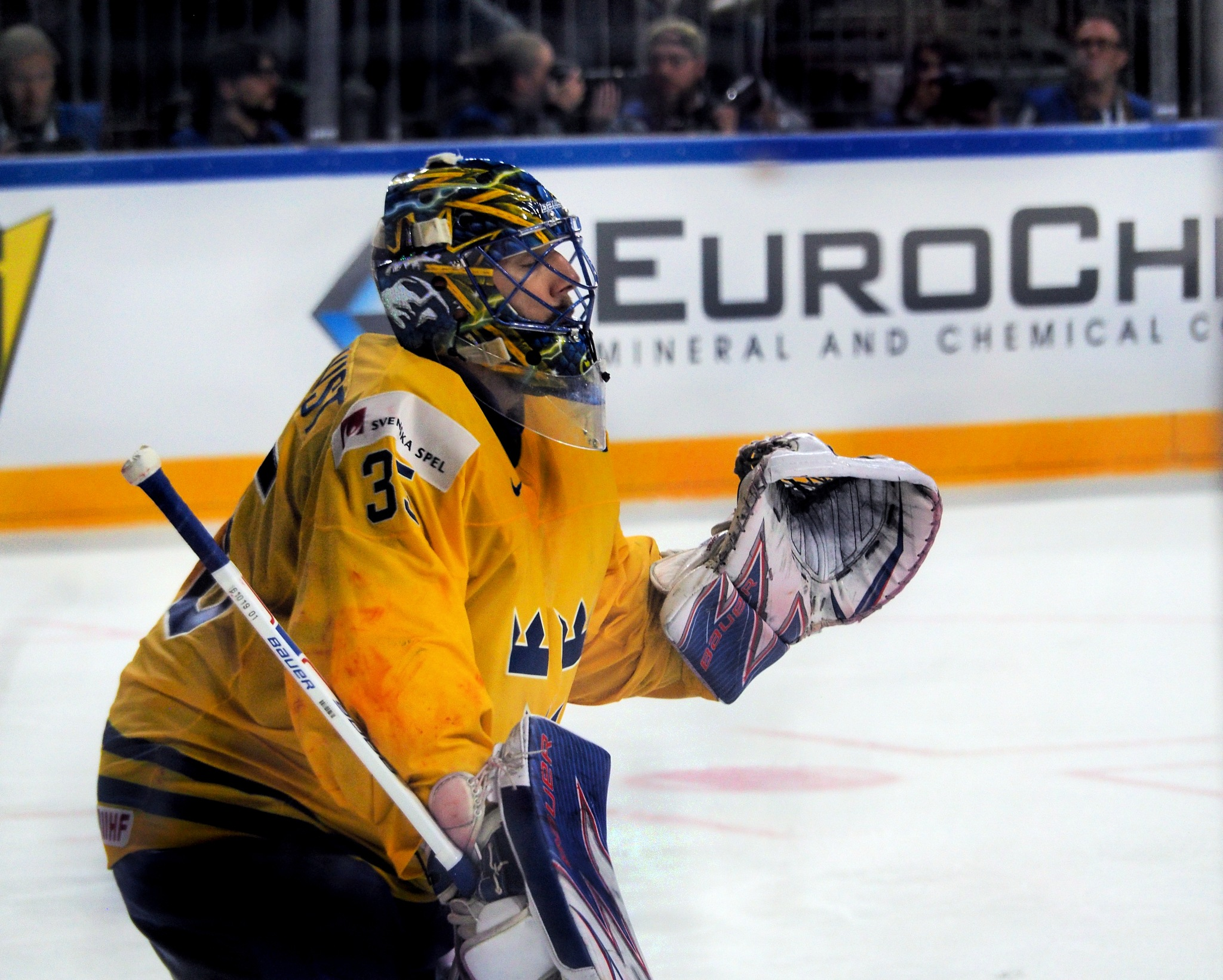 IIHF World Championship 2017 - The last penalty shot by Brigitte Bohlscheid