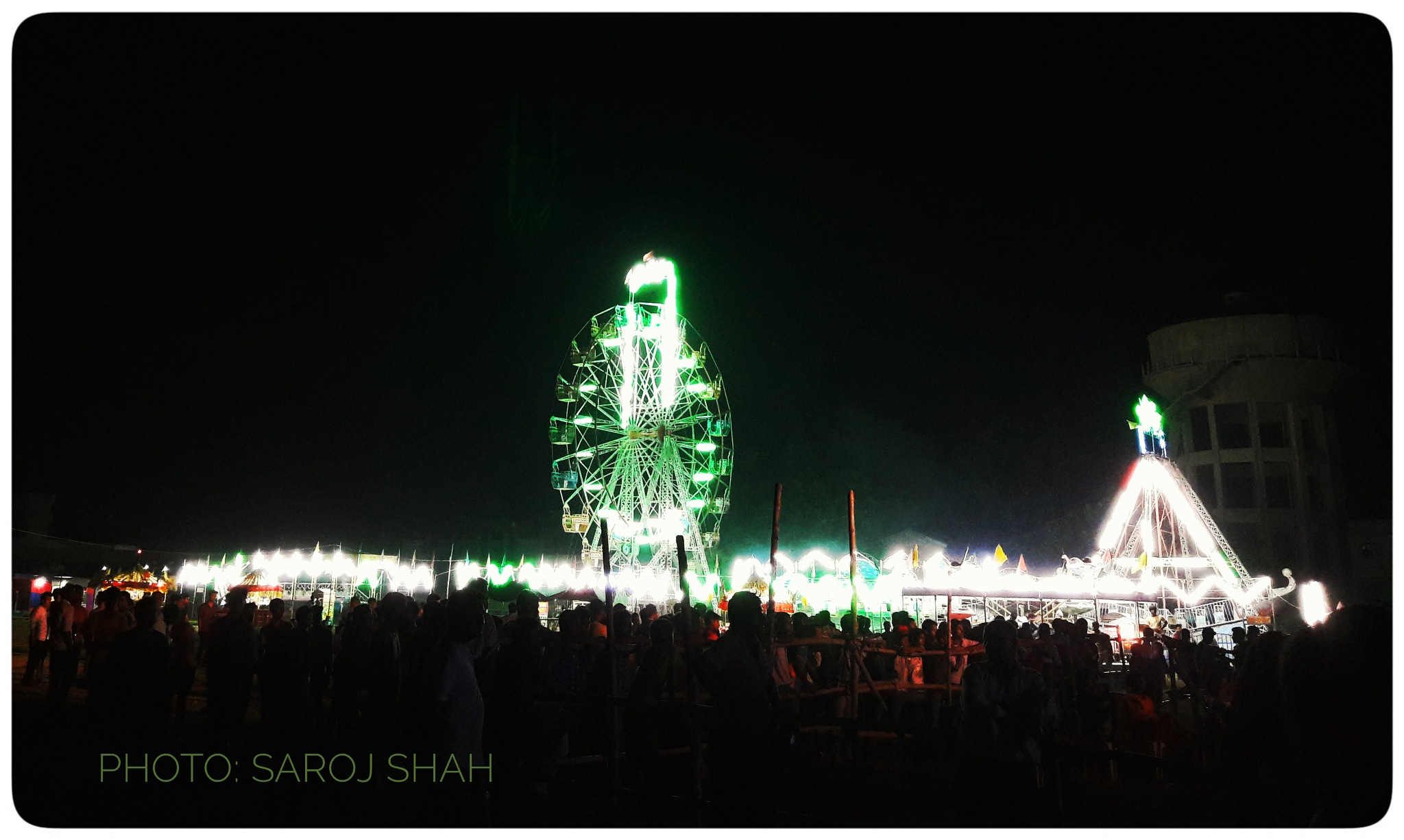 Ping Light by Er Saroj Shah