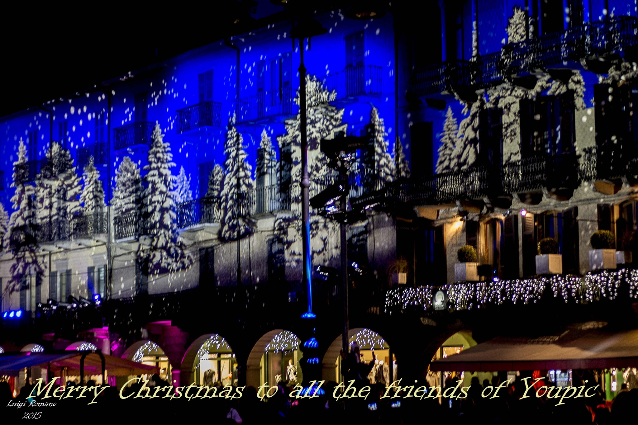 Merry Christmas to all the friends of Youpic by Luigi Romano