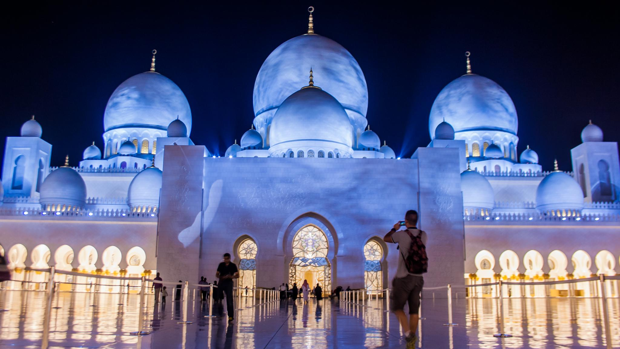 A most beautiful Mosque by Maurice Mbui