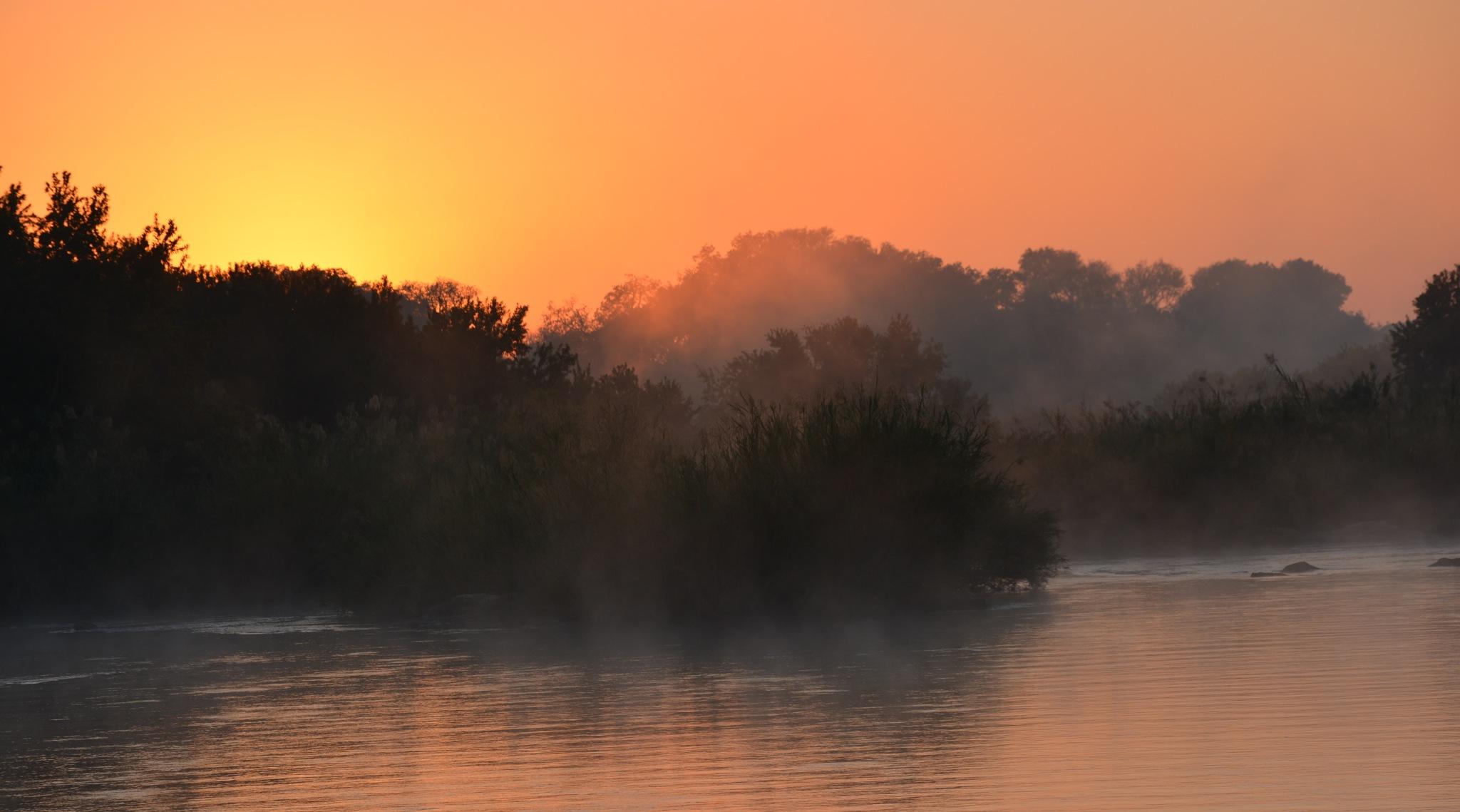 Africa Sunrise by godfreyanker