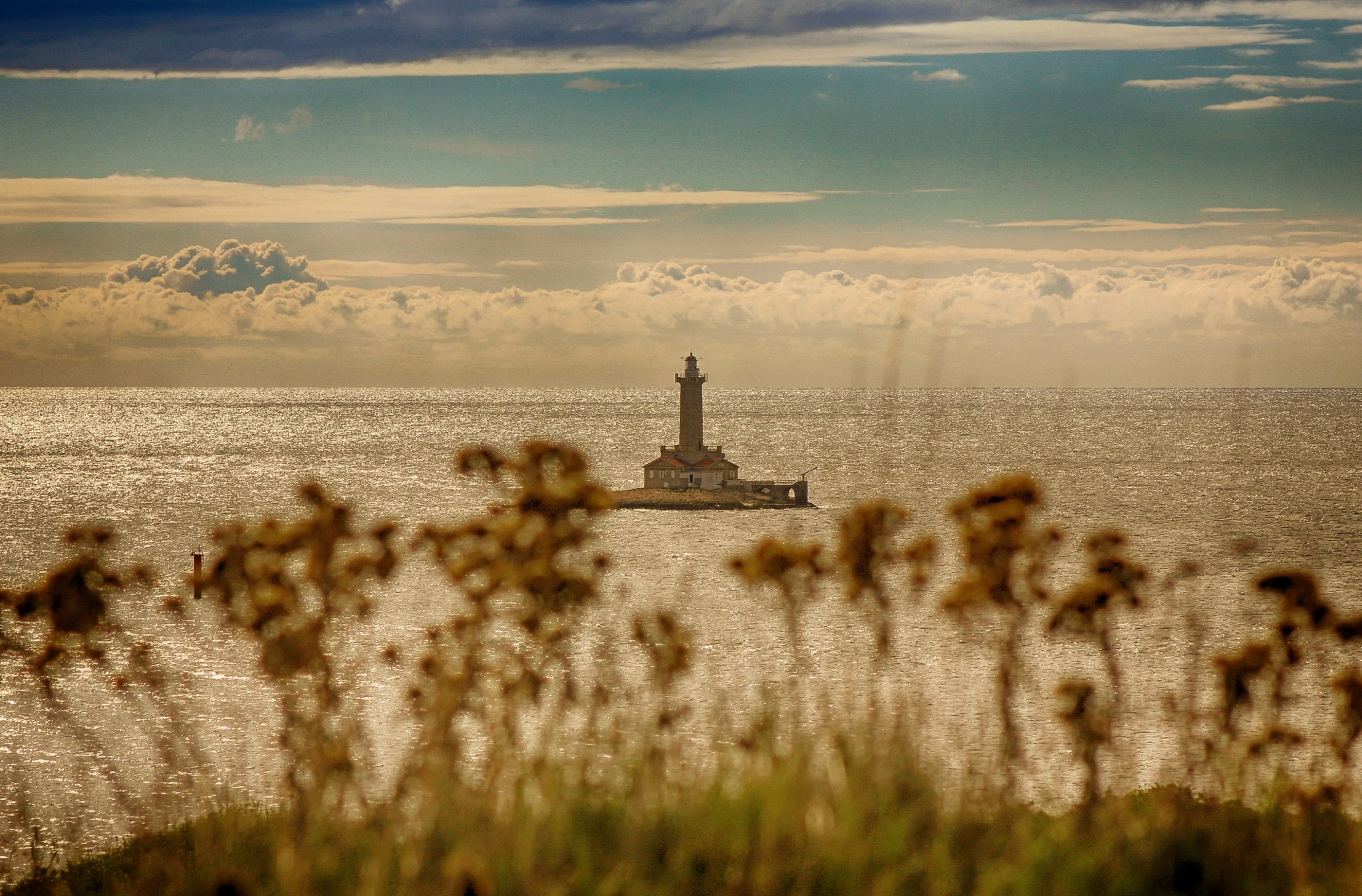 lighthouse Porer by Kristijan Siladic