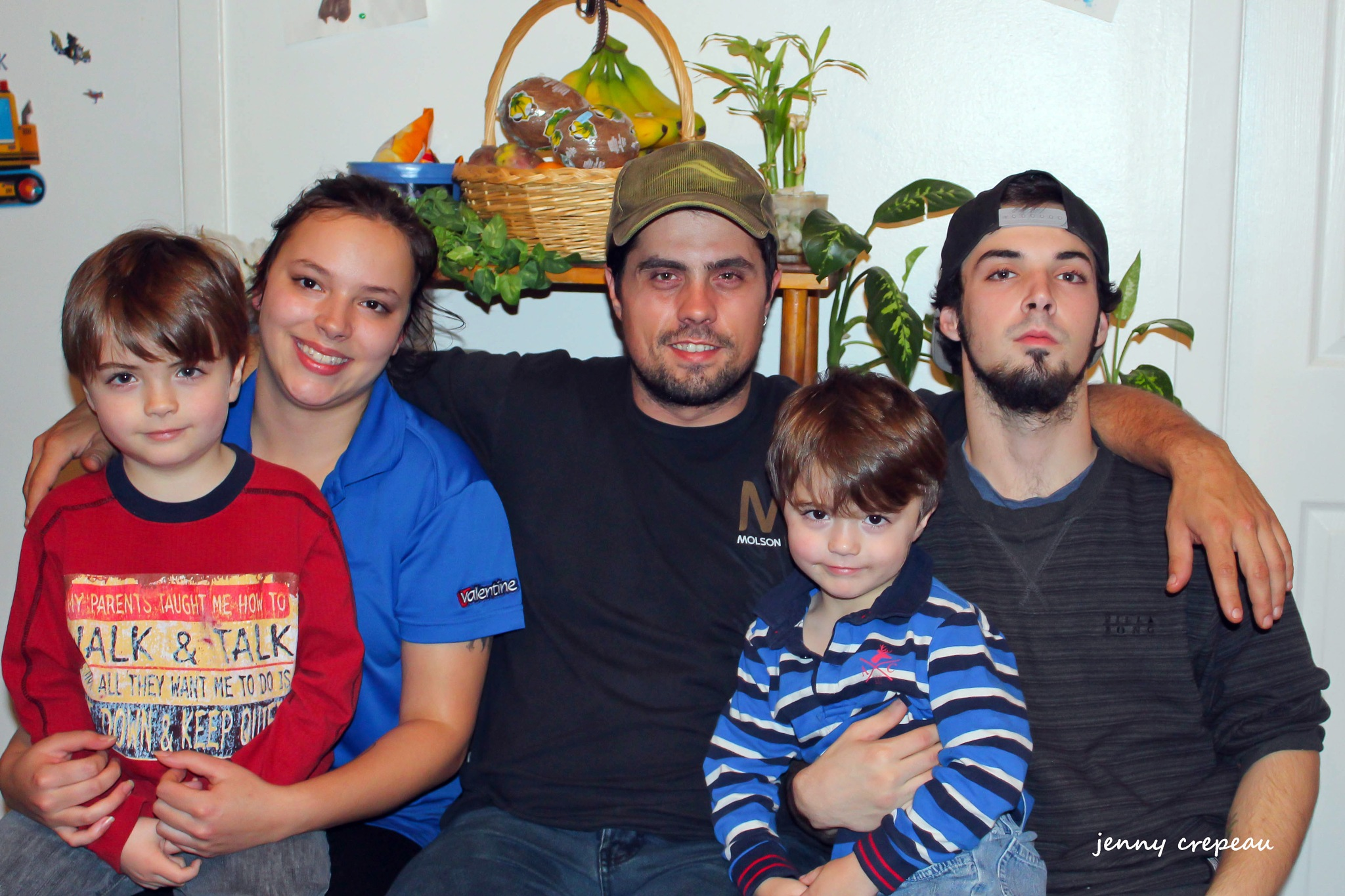 my family by crepeau jenny