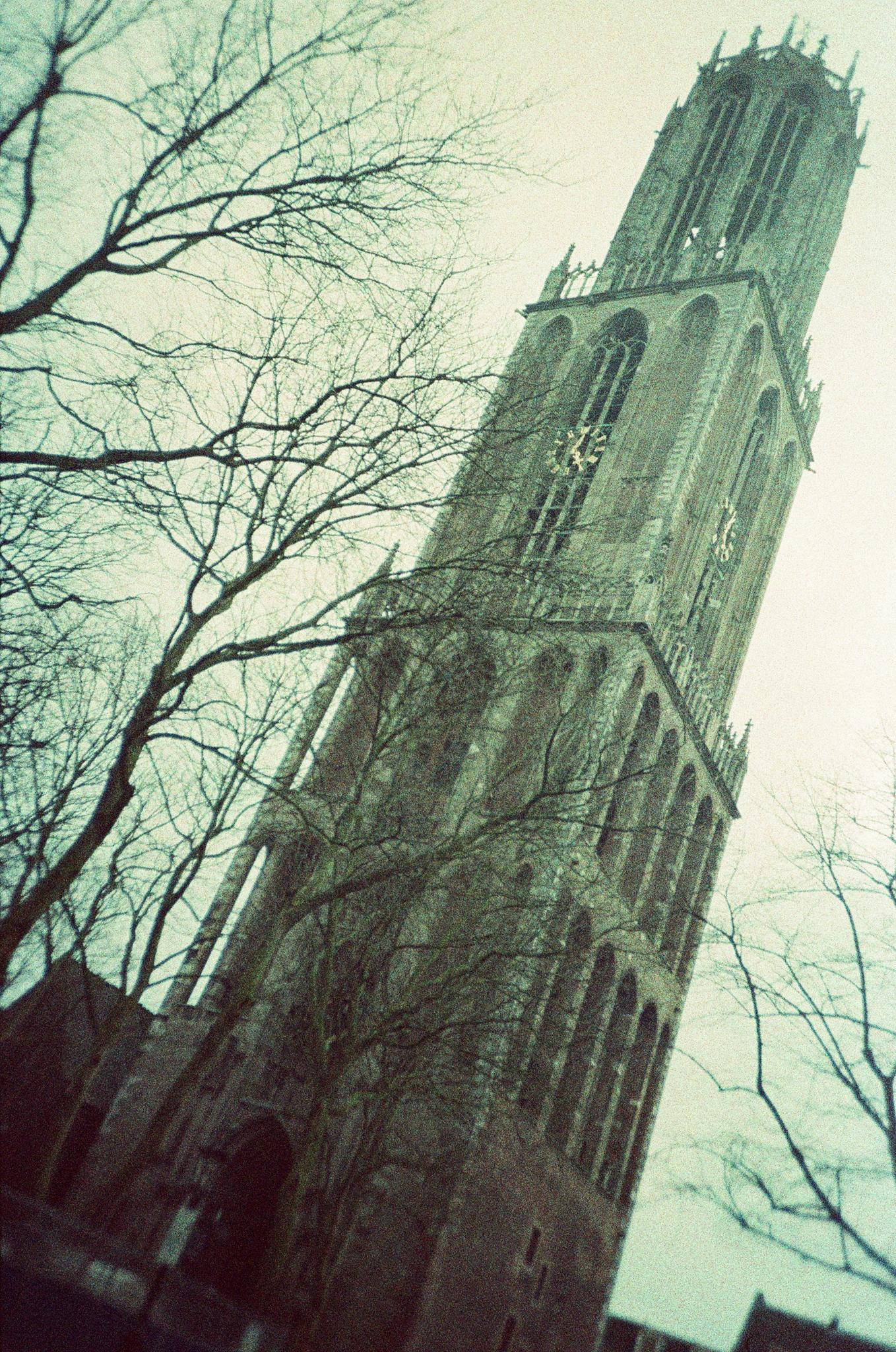 St. Martin's Cathedral, Utrecht by phoenix1206
