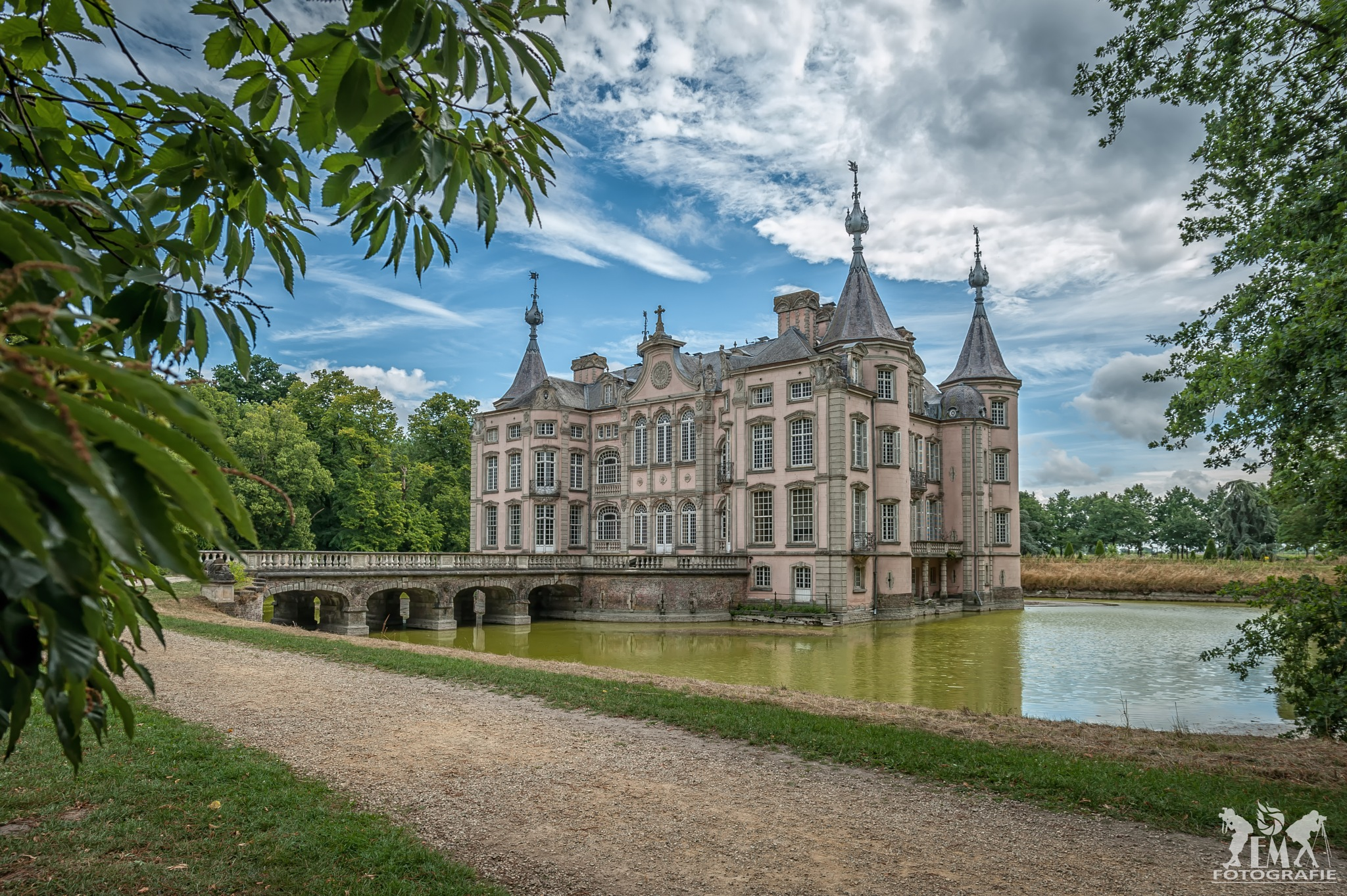Old Castle by eleveldphotography