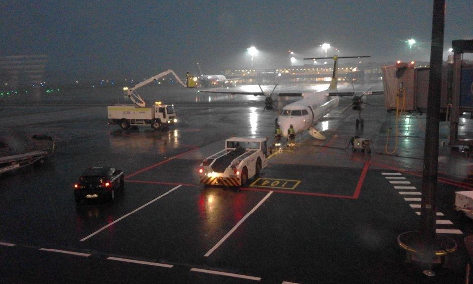 Riga airport by juhakettu68