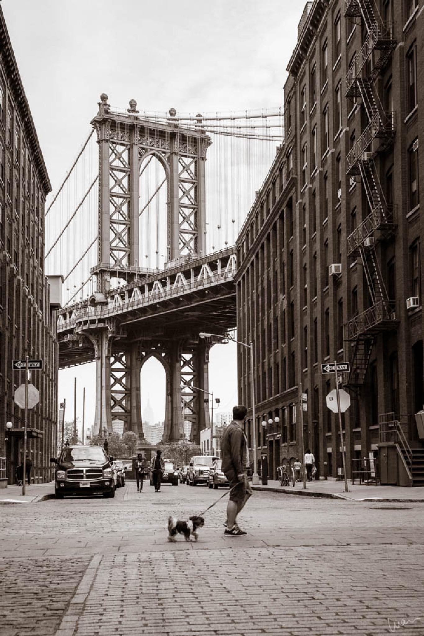Once upon a time in America by Ivan Fernandez