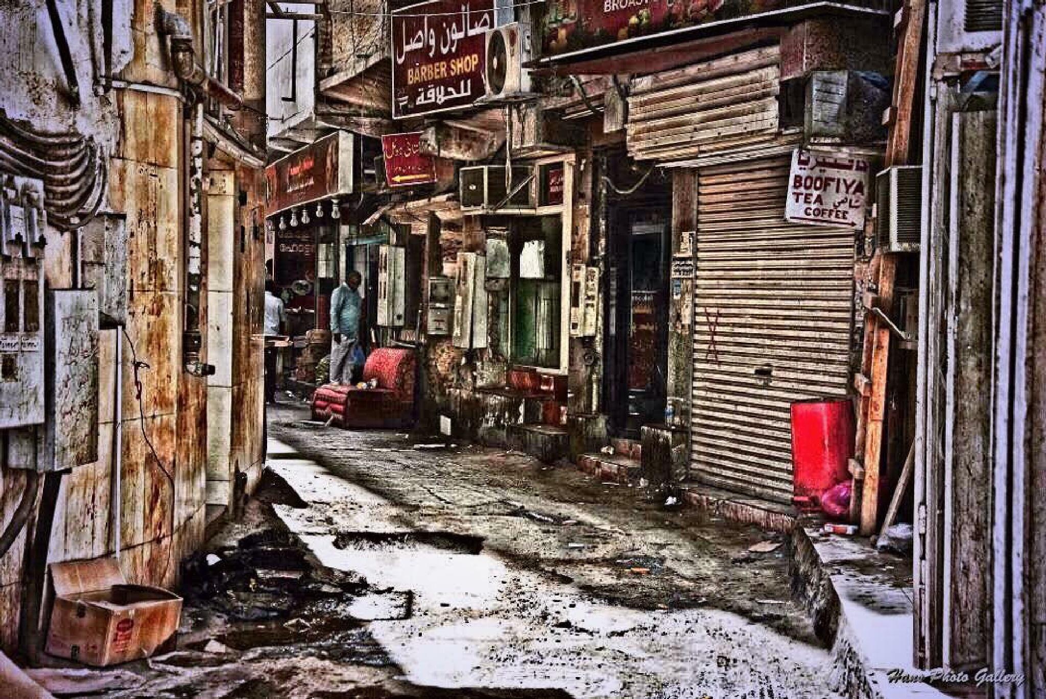 Back lane  by irhanifibrahim