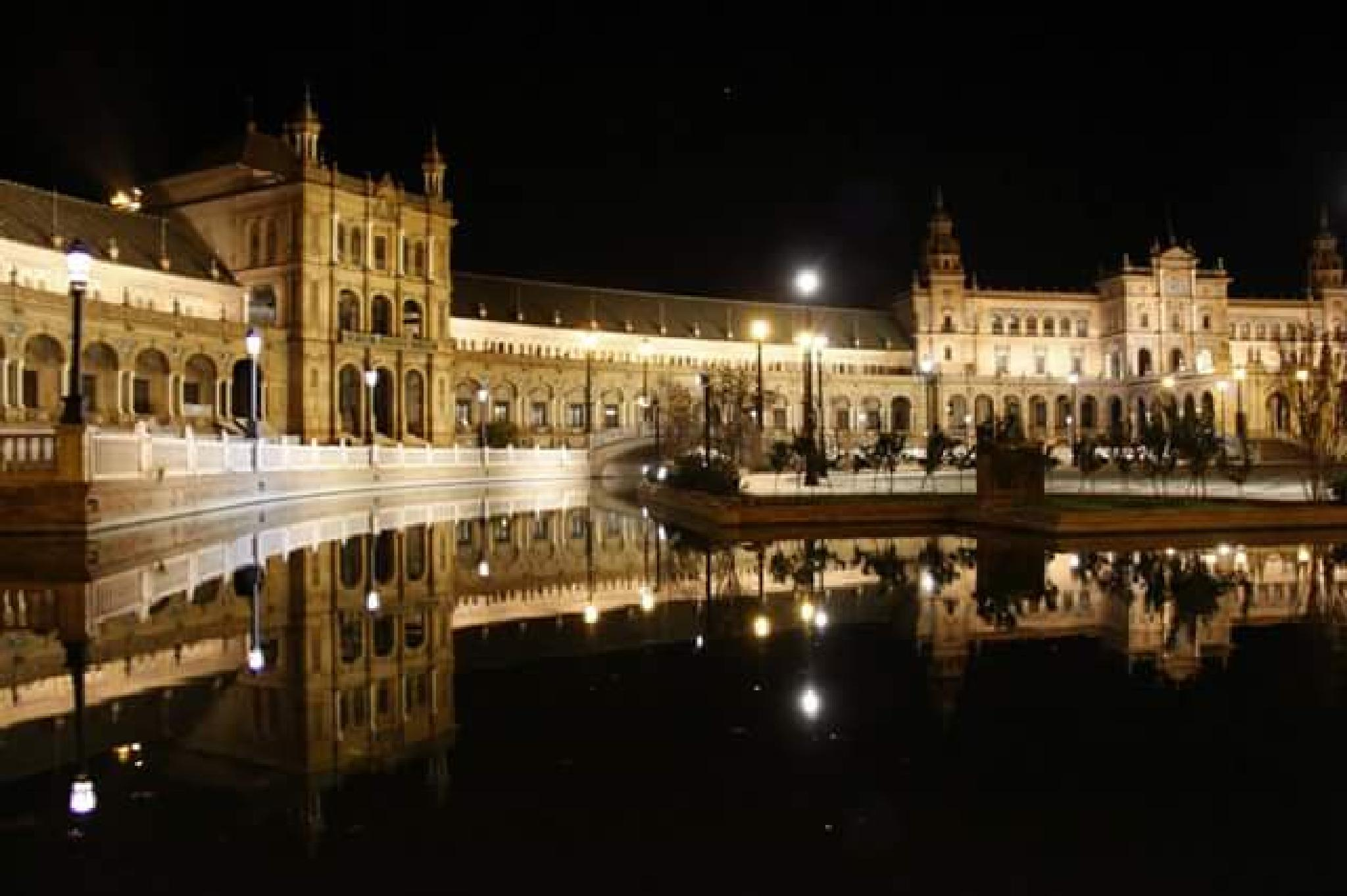 Spain's place, Sevilla by thierrylorenzo