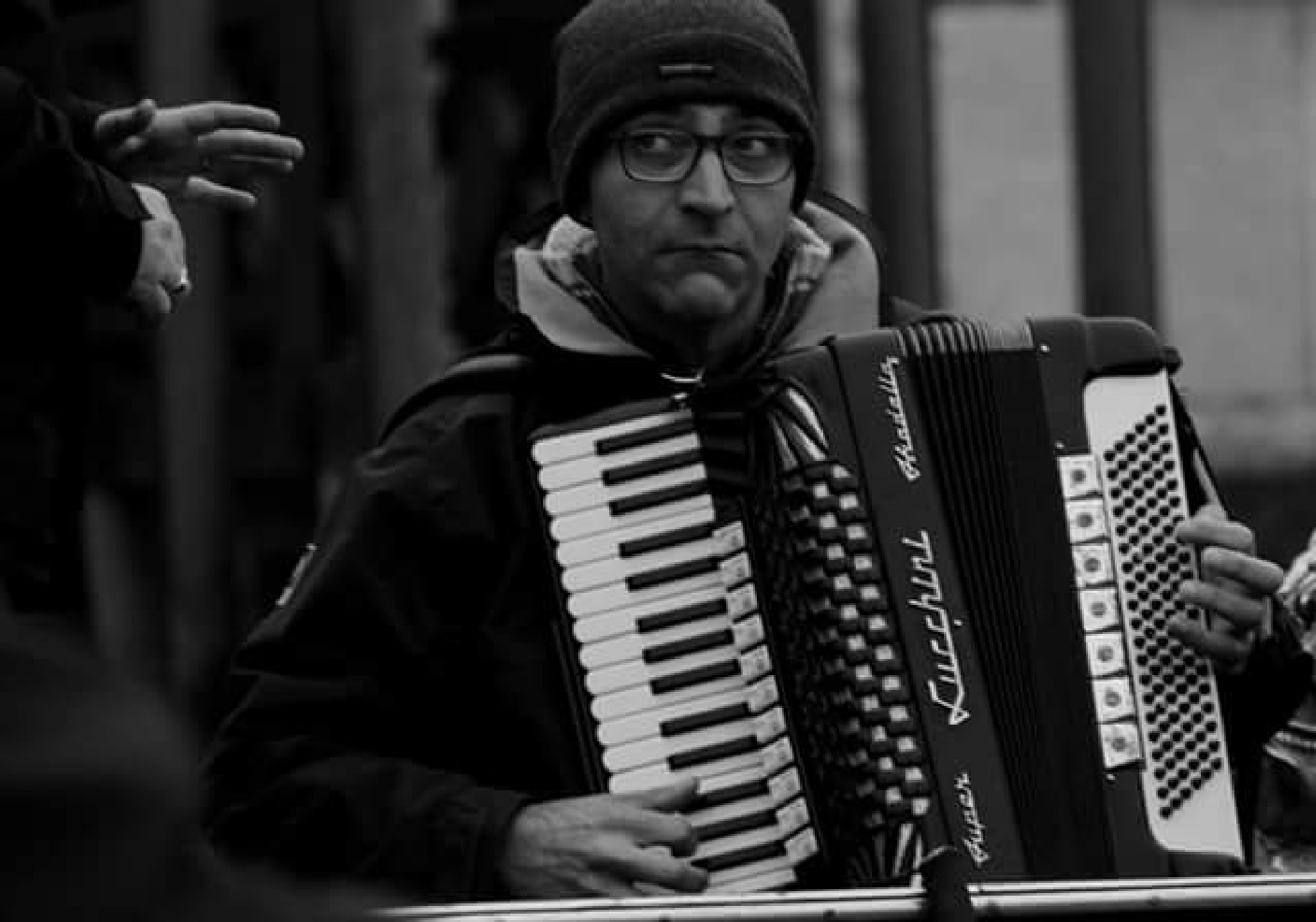 the acordeon player by thierrylorenzo