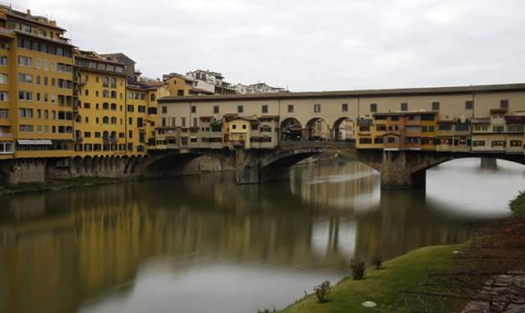 the Pontevecchio, Florence by thierrylorenzo