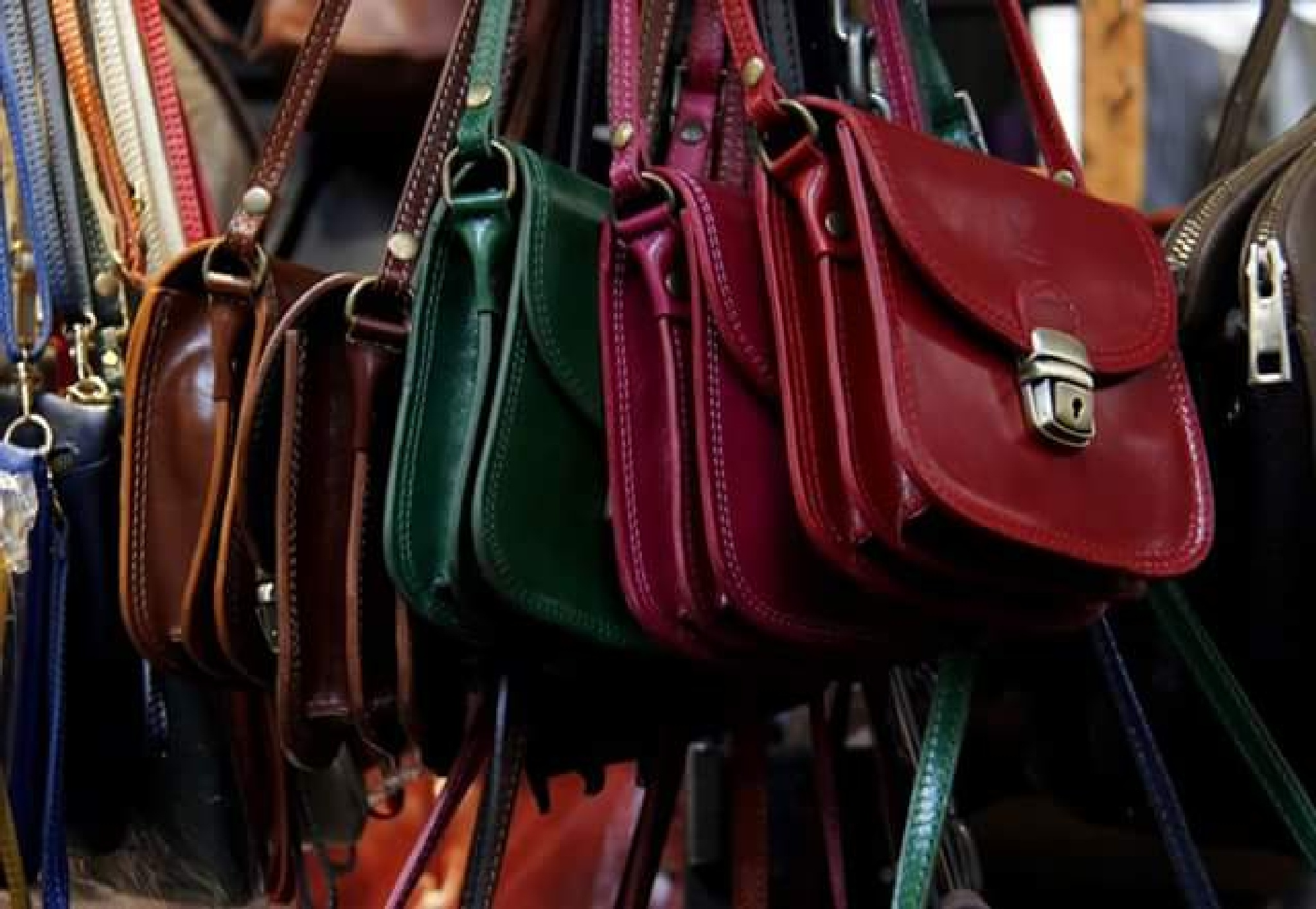 leather bags by thierrylorenzo
