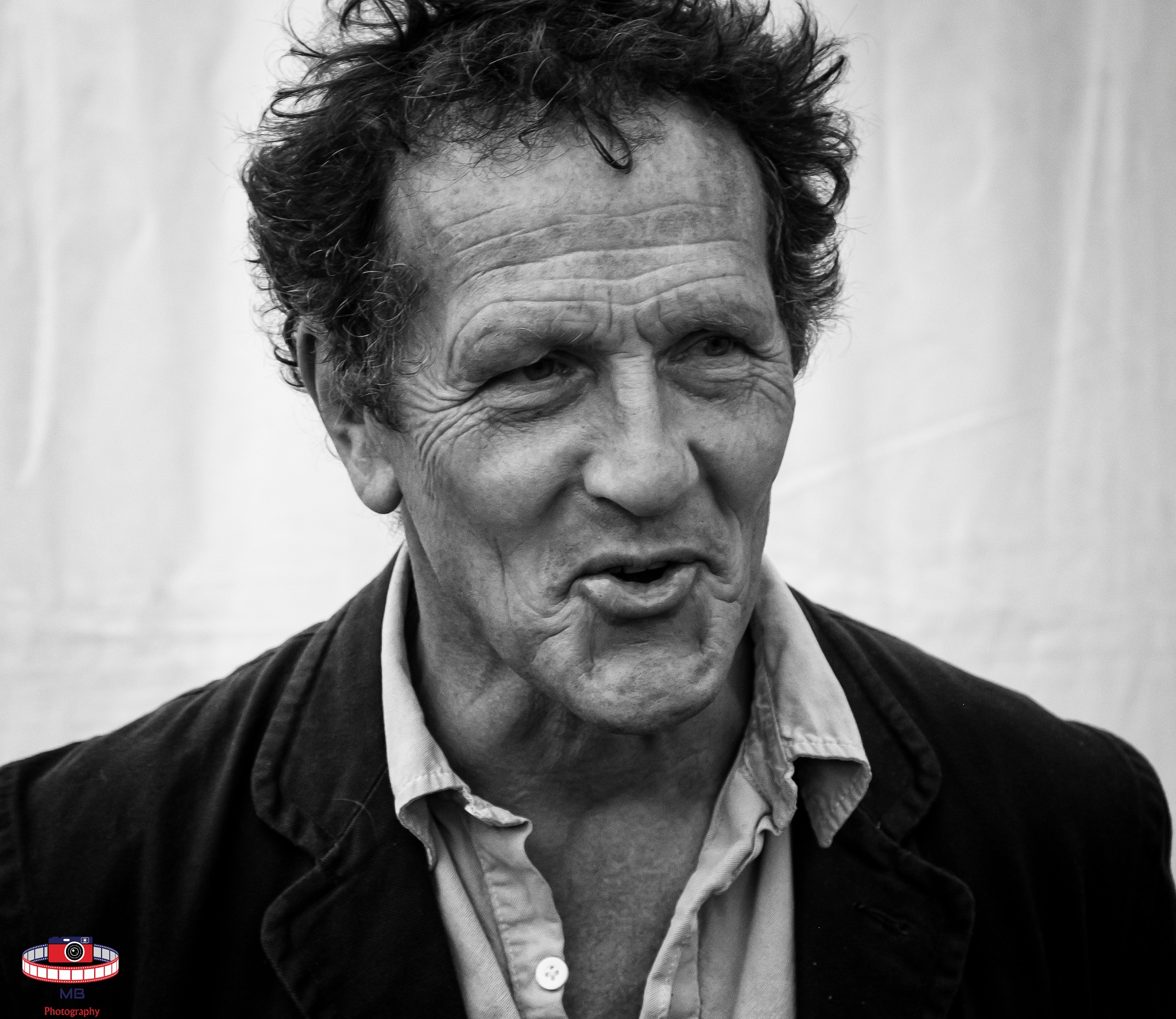 Monty Don by Martin Beecroft