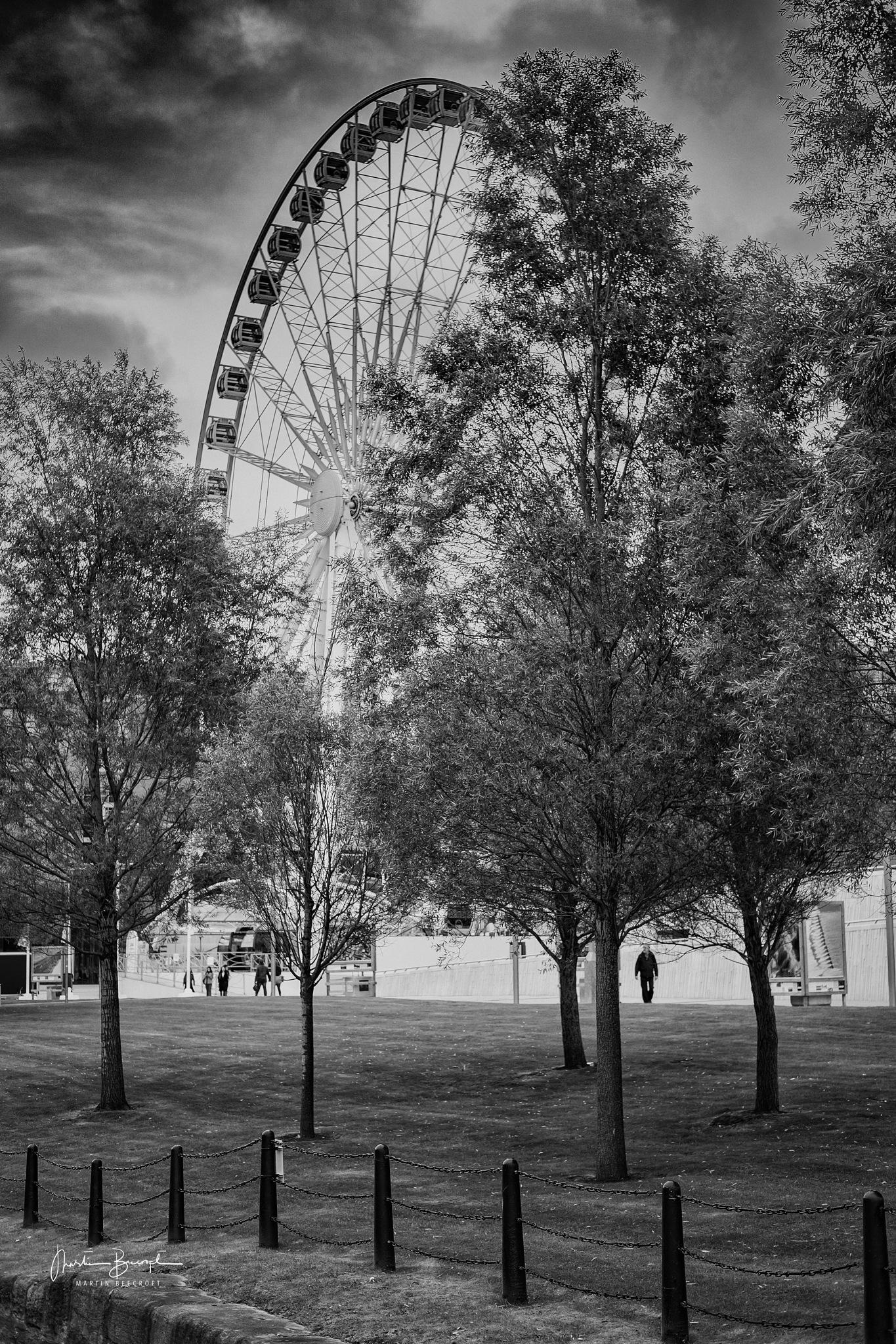 Big Wheel by Martin Beecroft