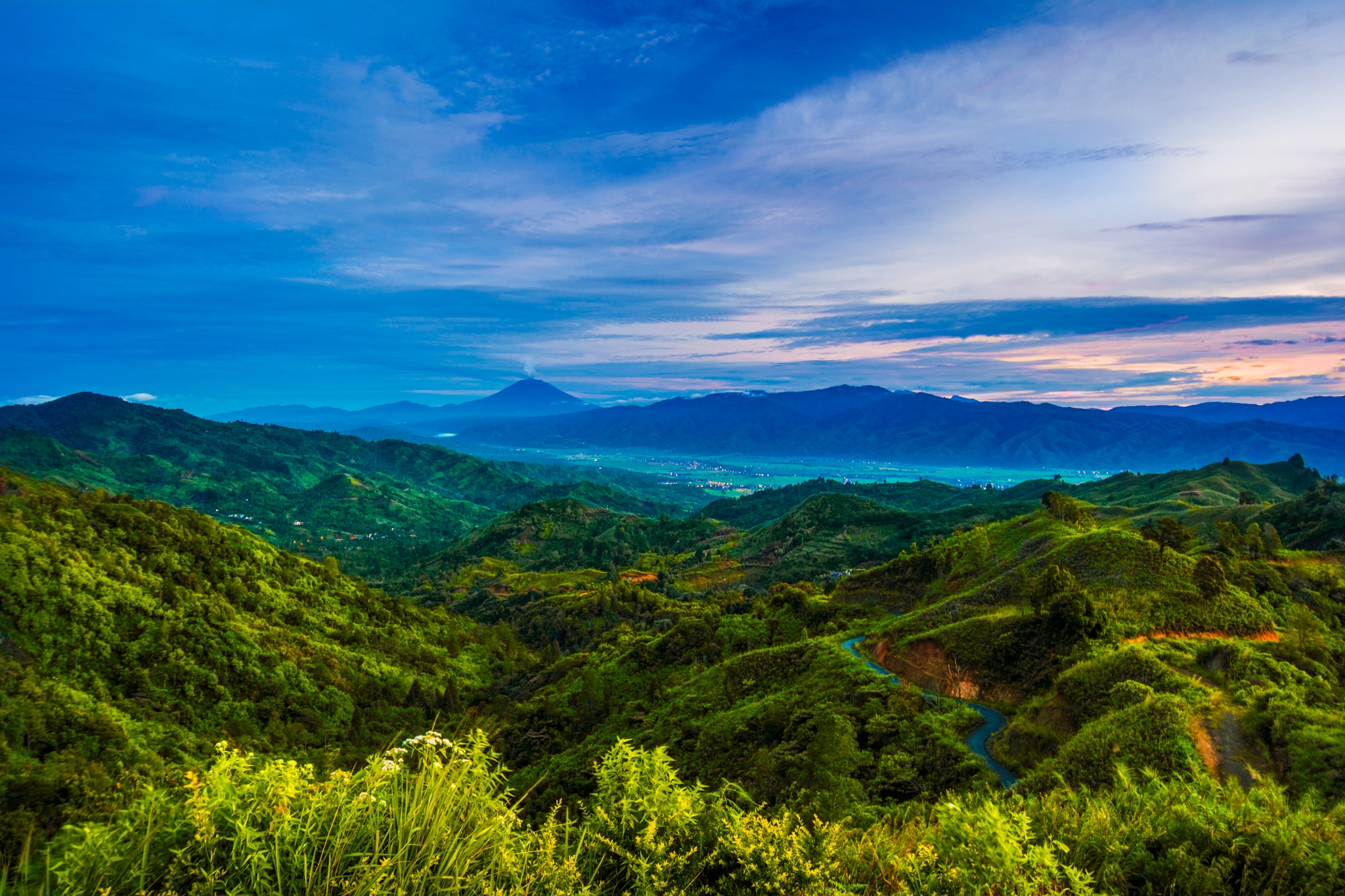 Somewhere in Sumatera by Akmal Luthfi M
