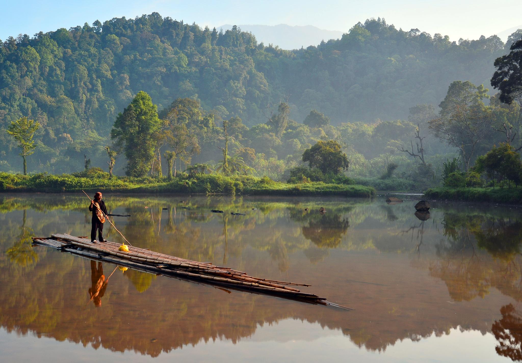 Fisherman by ajarsetiadi