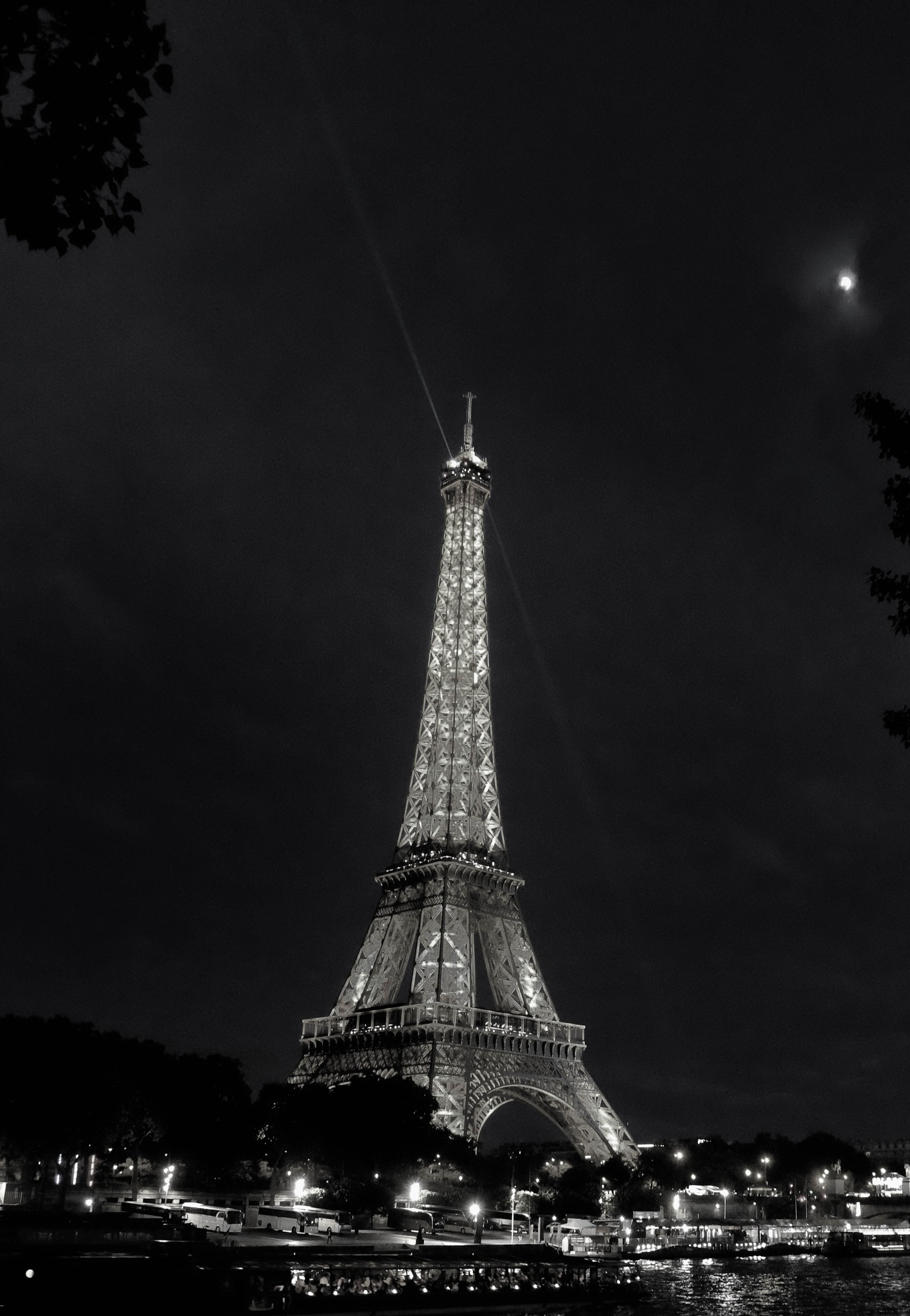 Gustave Eiffel's tower by S. Asif Shah photography