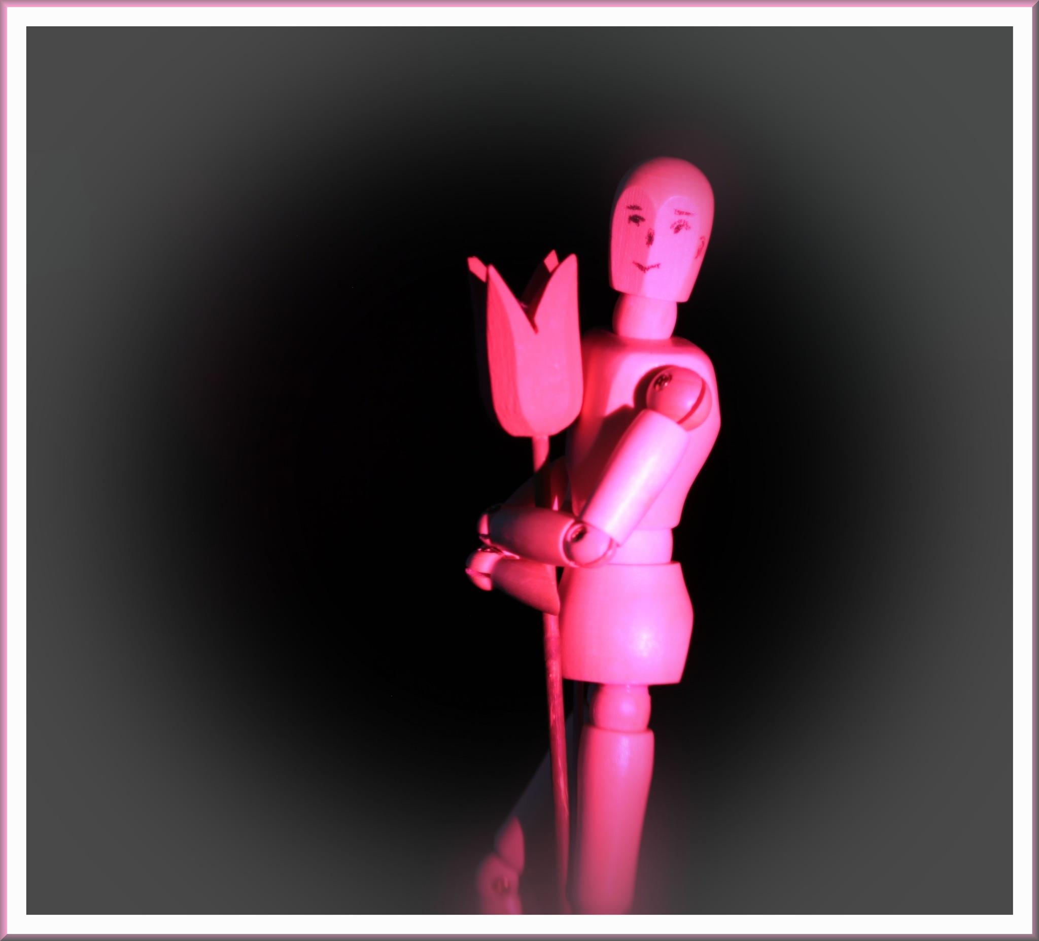 Pink by dewoodward