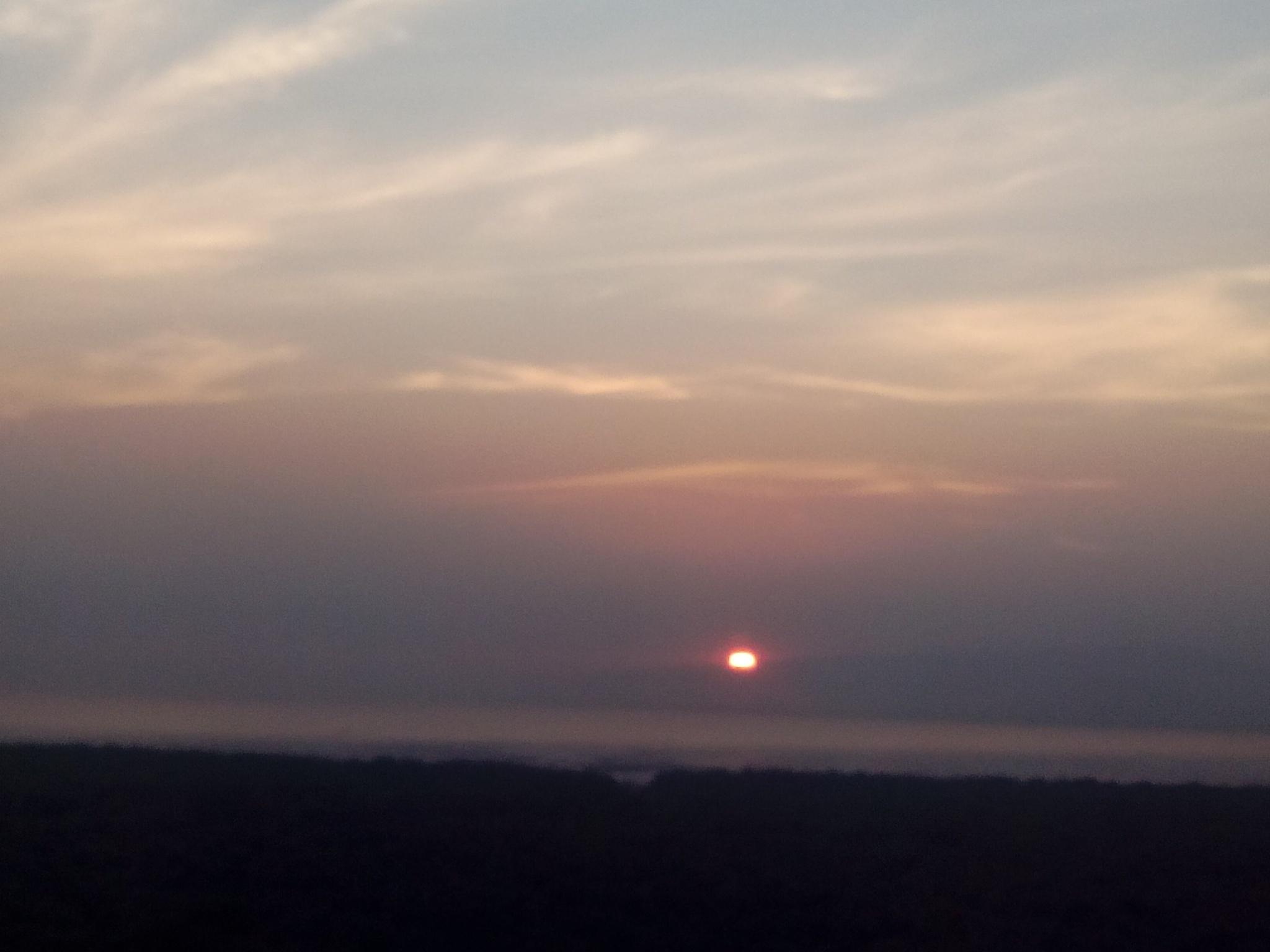 sunset by hchitnis