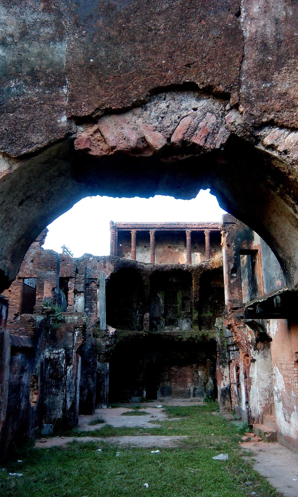 Panam the lost city by John Quazi