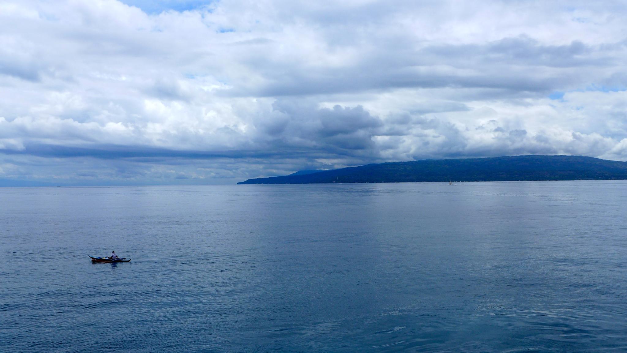 Photo in Landscape #oslob #cebu #dumaguete