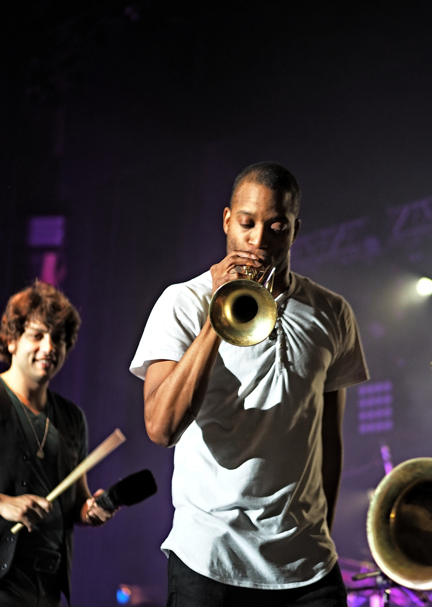 The one and only Trombone Shorty by Philip S.
