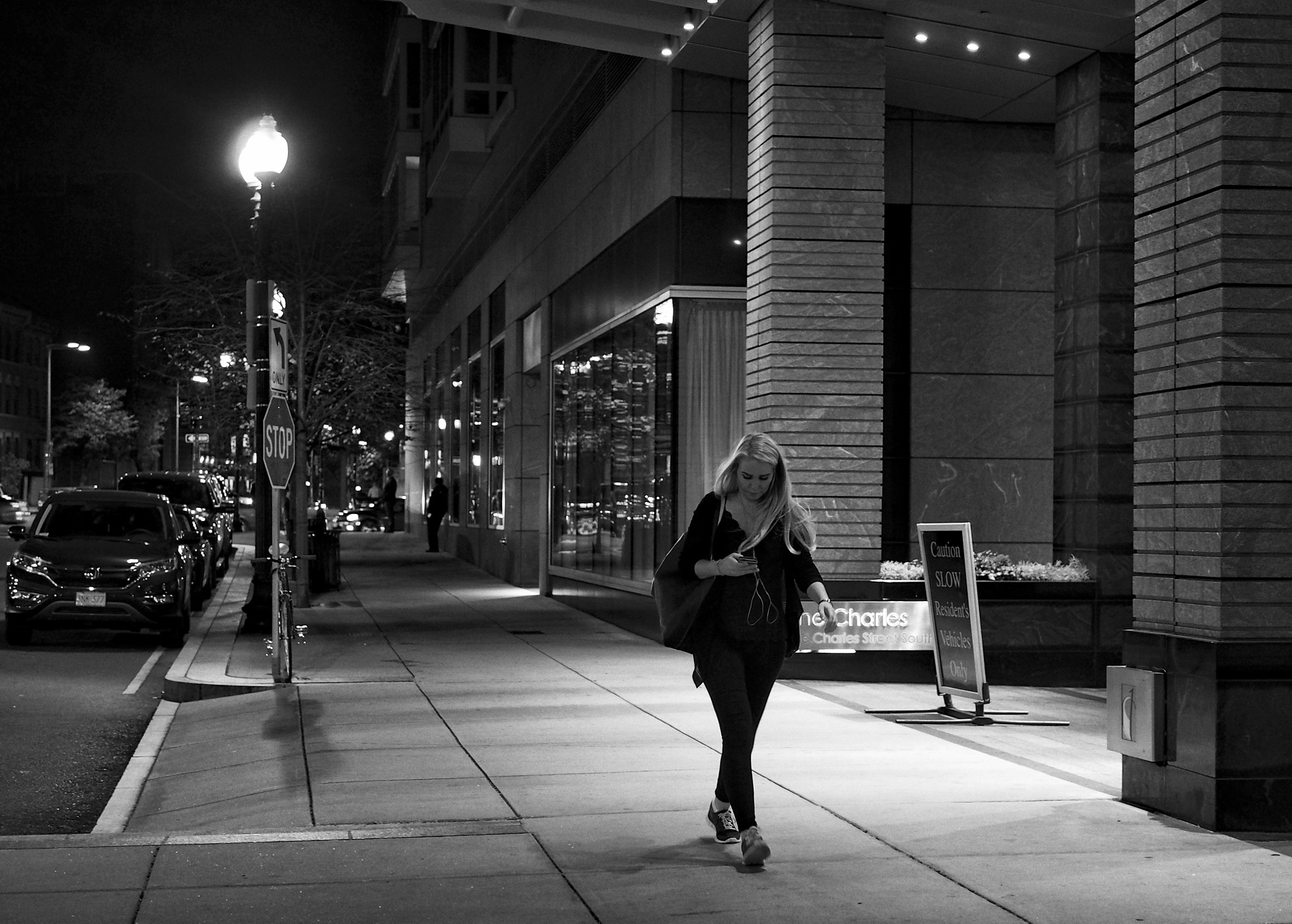 Hunting for people without phones :-) by Philip S.