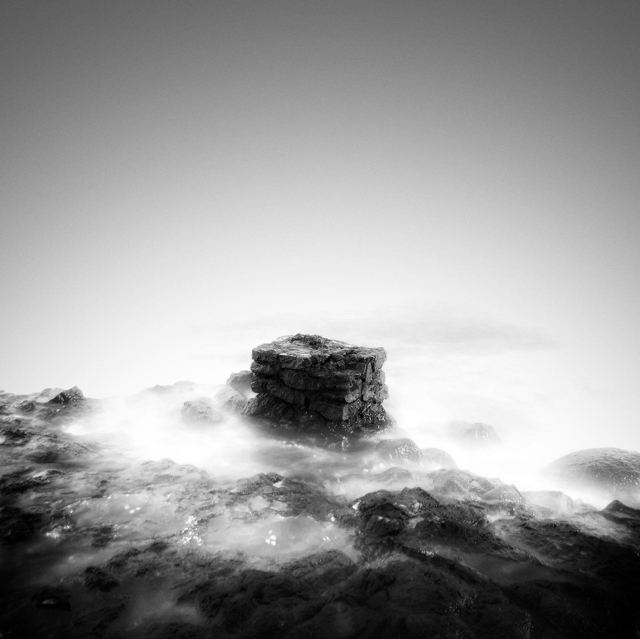 Lost temple by Enod Duatiga Wiguna