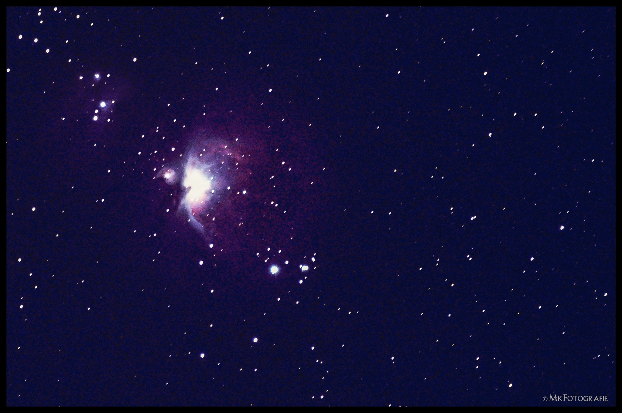 Orion Nebula by Chiel Koolhaas